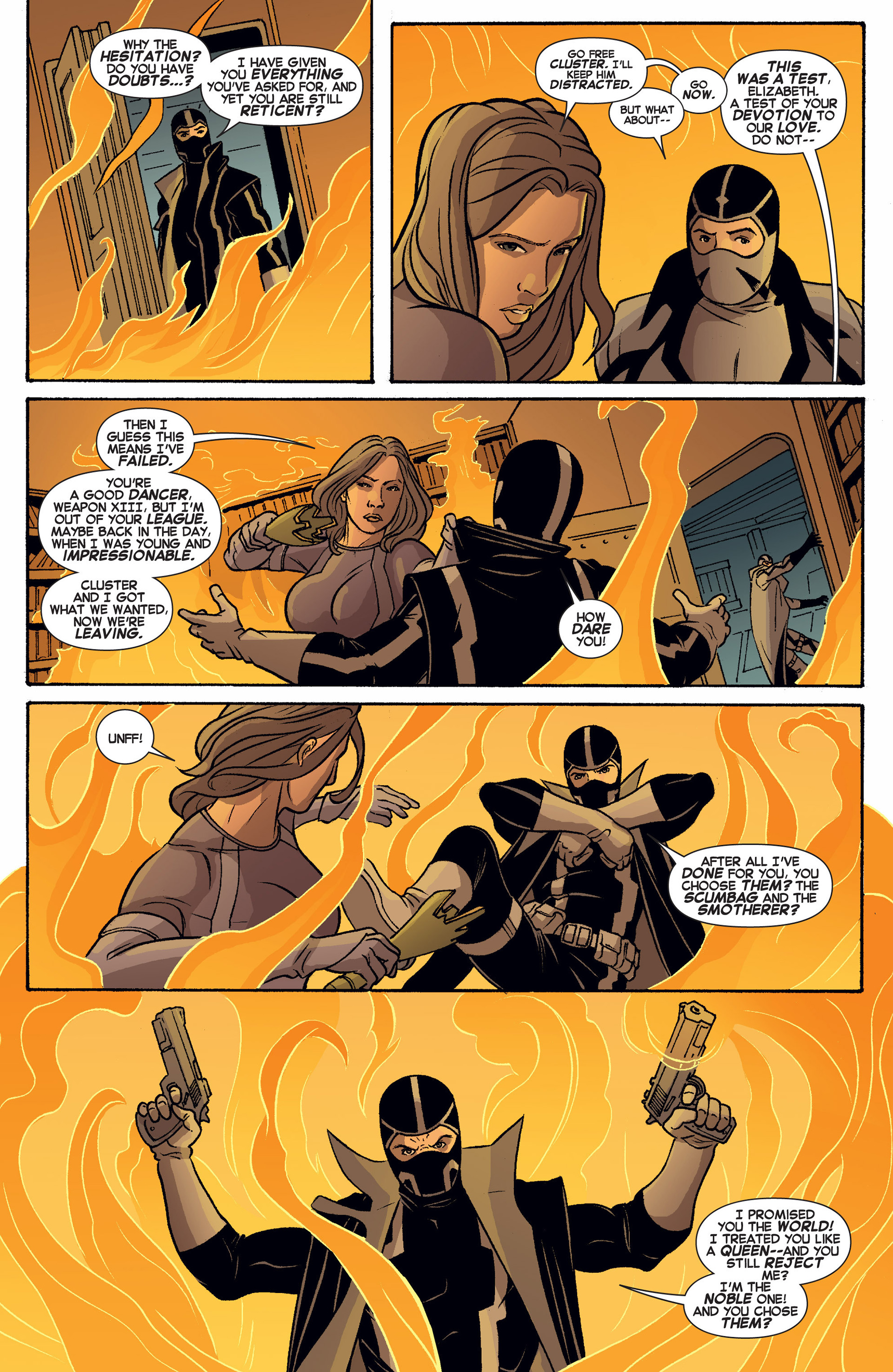 Read online Uncanny X-Force (2013) comic -  Issue #9 - 14