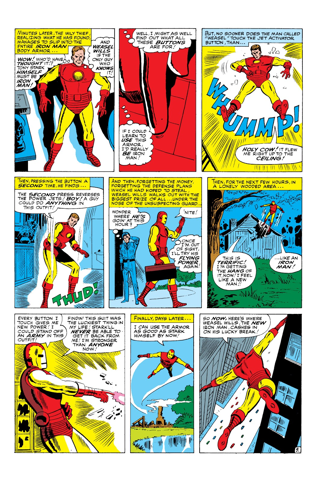 Read online Marvel Masterworks: The Invincible Iron Man comic -  Issue # TPB 2 (Part 3) - 33