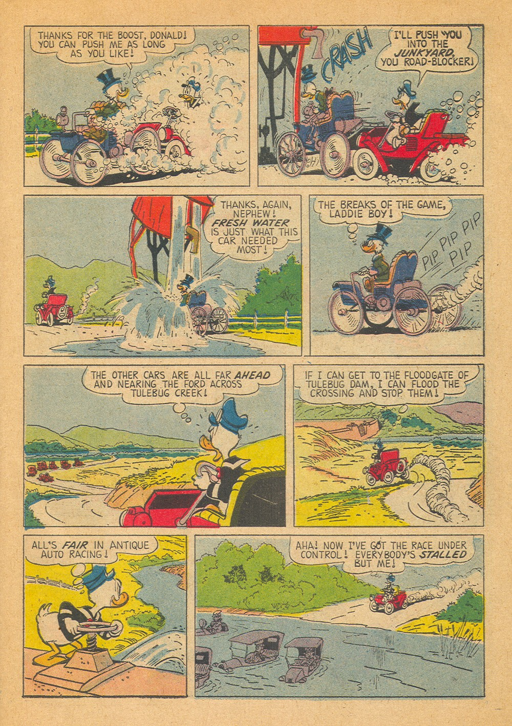 Read online Uncle Scrooge (1953) comic -  Issue #34 - 31