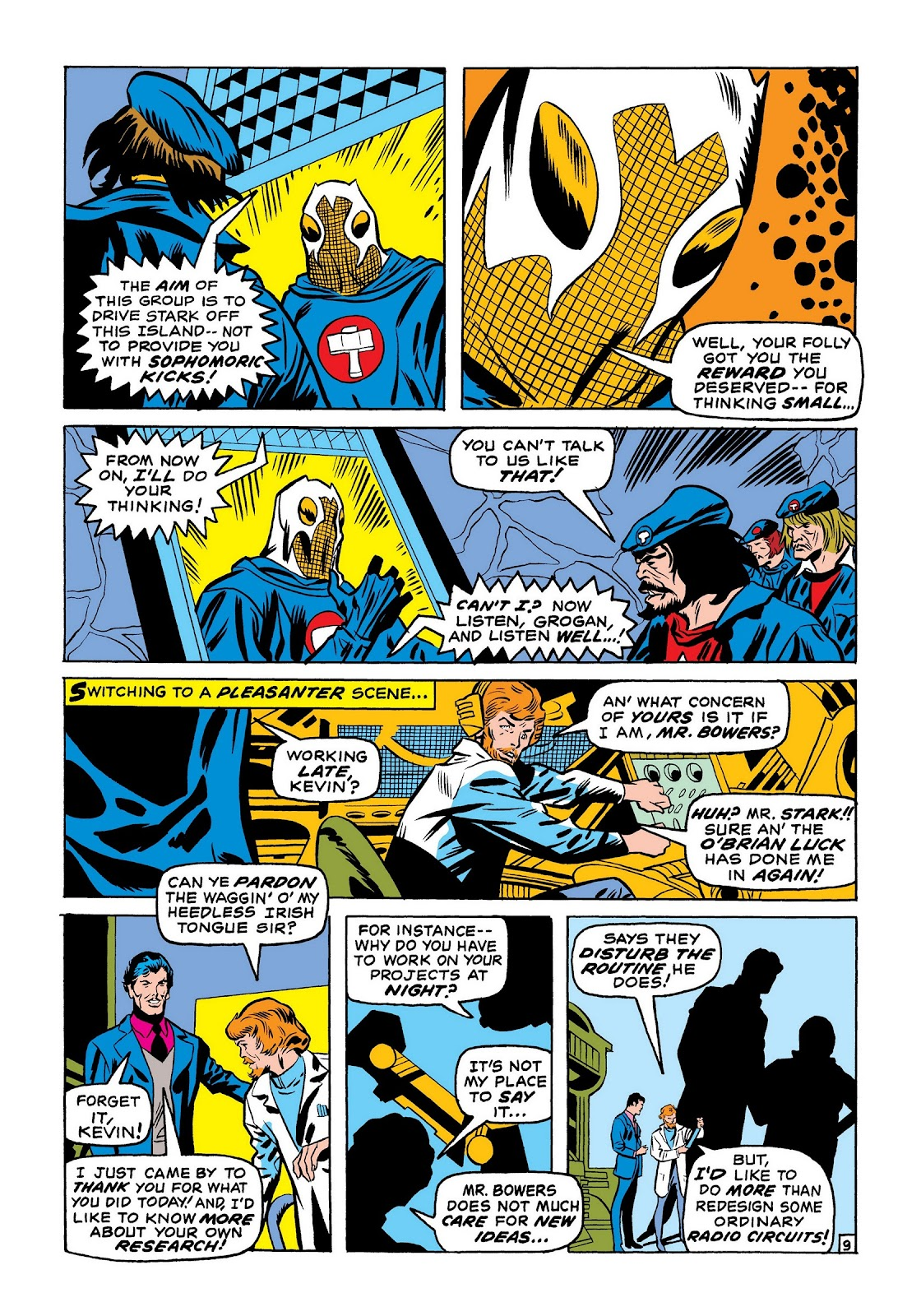 Read online Marvel Masterworks: The Invincible Iron Man comic -  Issue # TPB 7 (Part 2) - 18