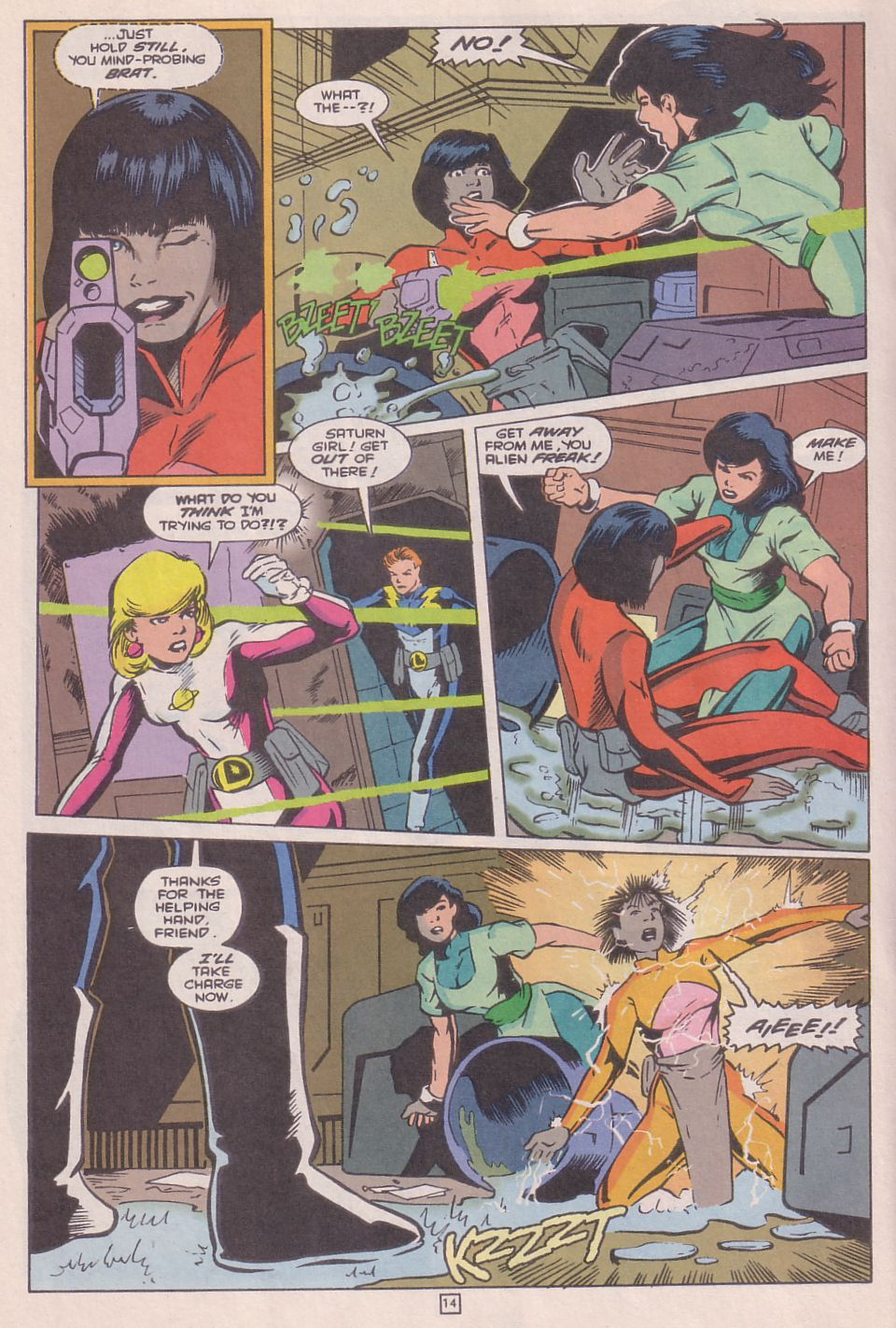 Legionnaires issue 0 - Page 15