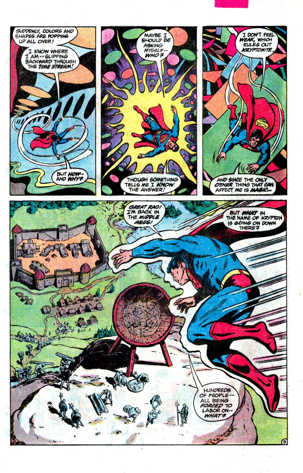 Read online Action Comics (1938) comic -  Issue #534 - 4