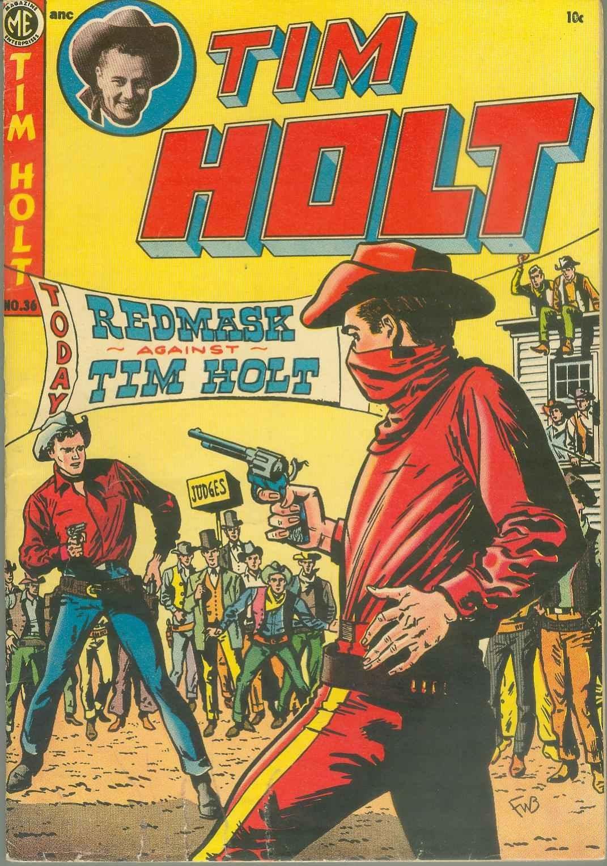Tim Holt 36 Page 1