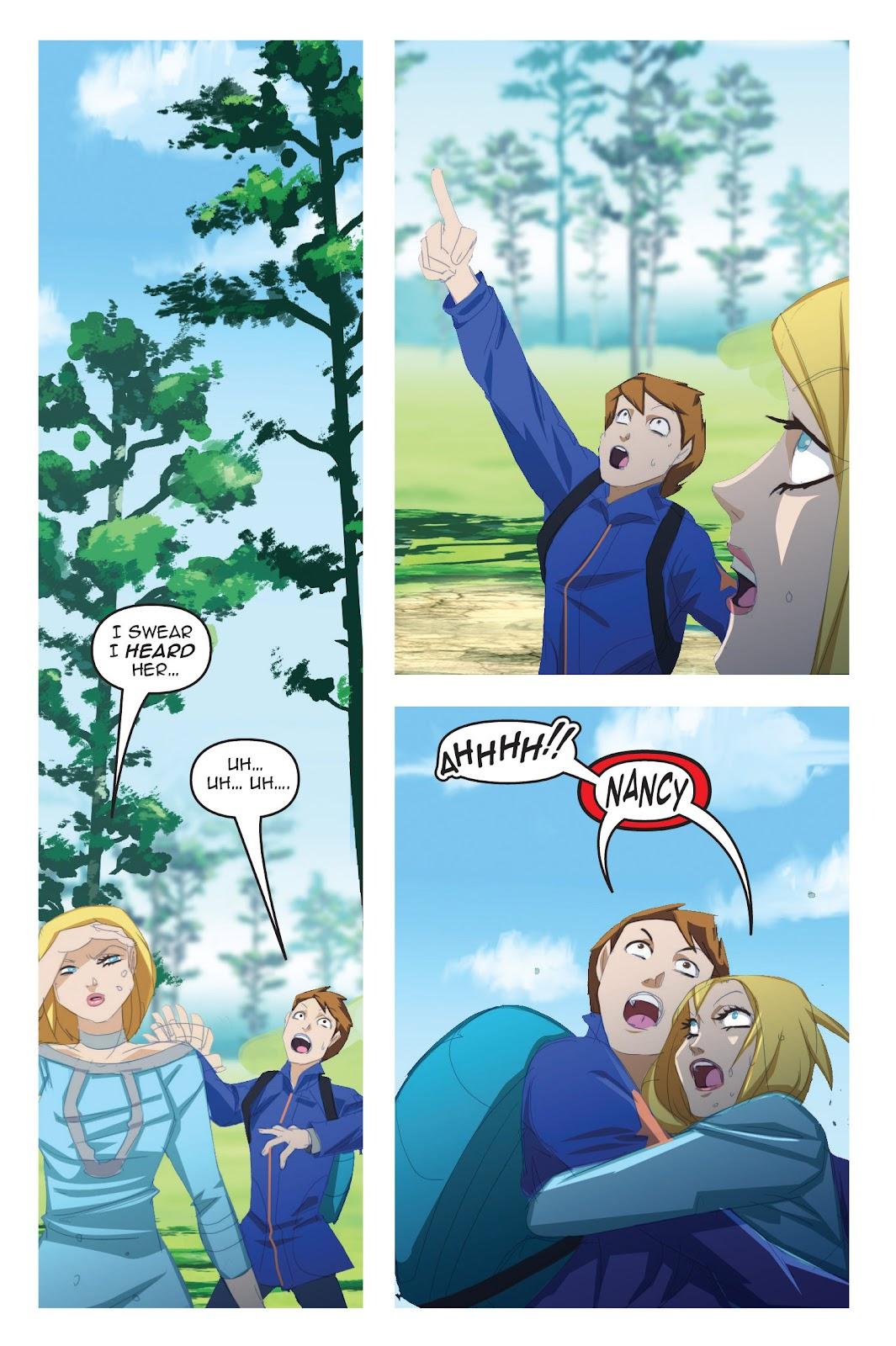 Read online Nancy Drew comic -  Issue #19 - 48
