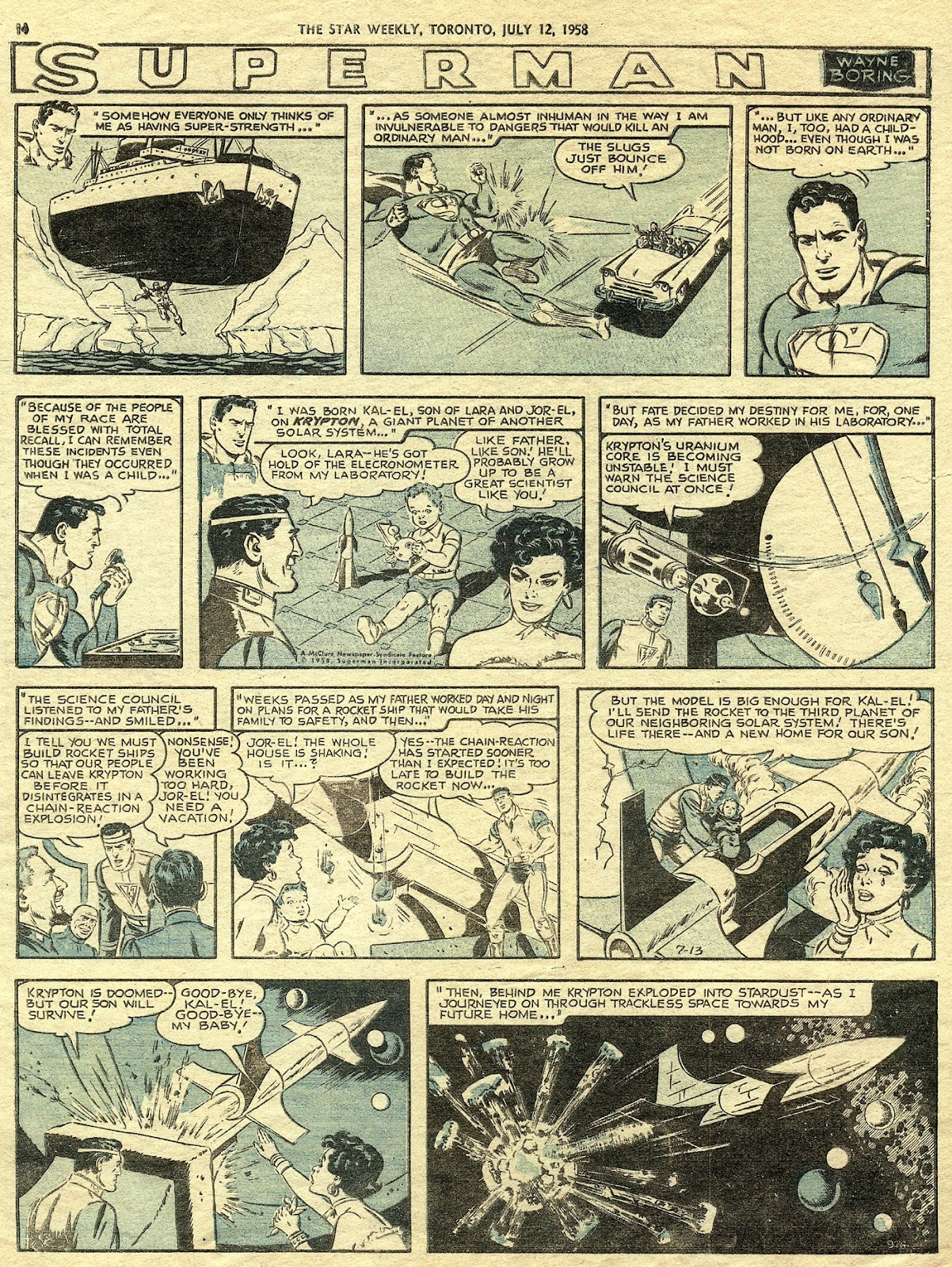 Read online 75 Years Of DC Comics comic -  Issue # TPB (Part 4) - 43