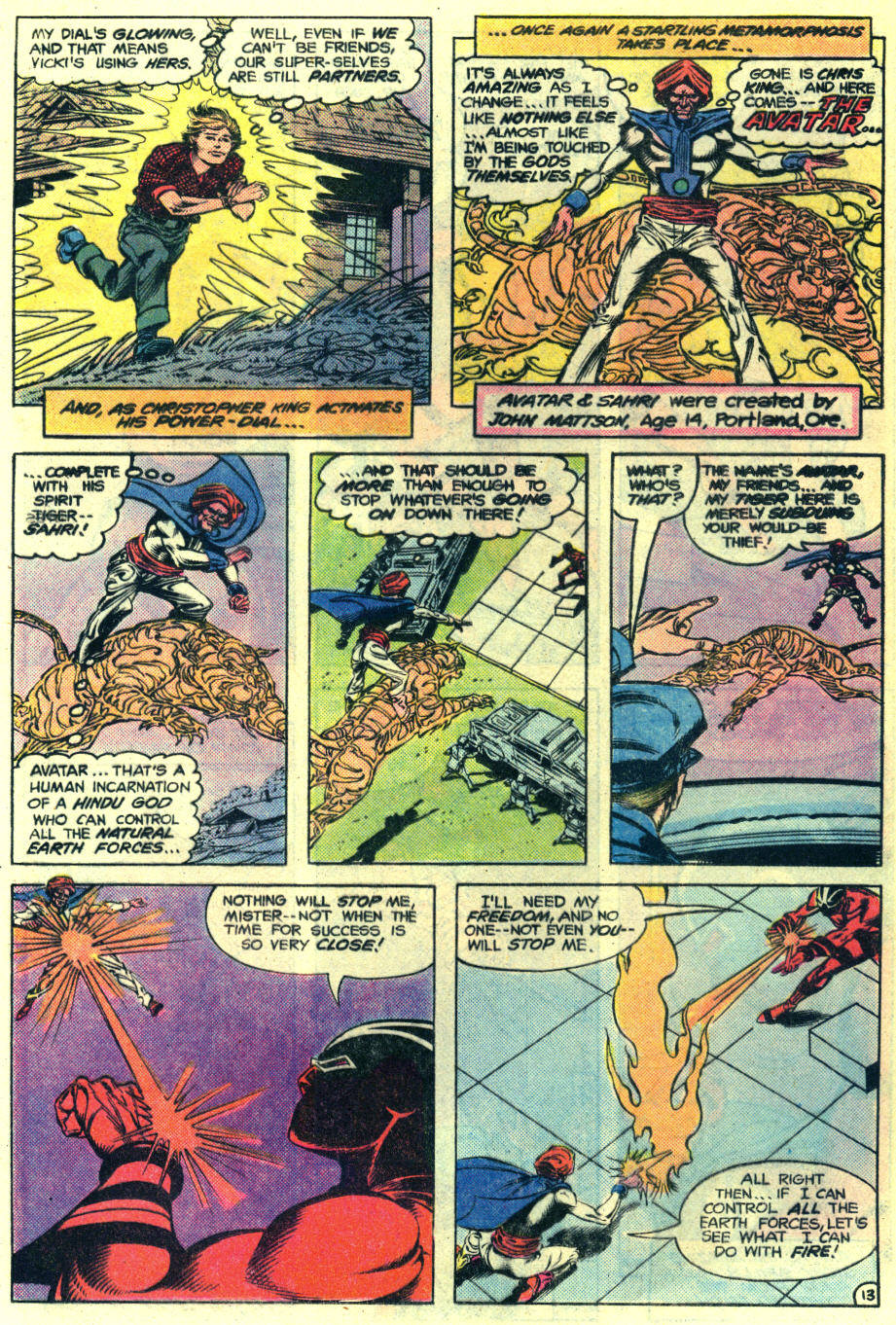 Read online Adventure Comics (1938) comic -  Issue #487 - 15