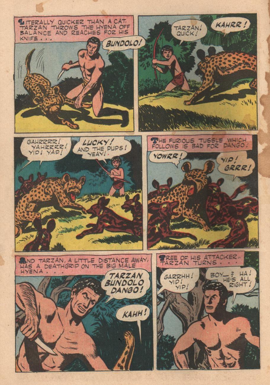 Tarzan (1948) issue 84 - Page 26