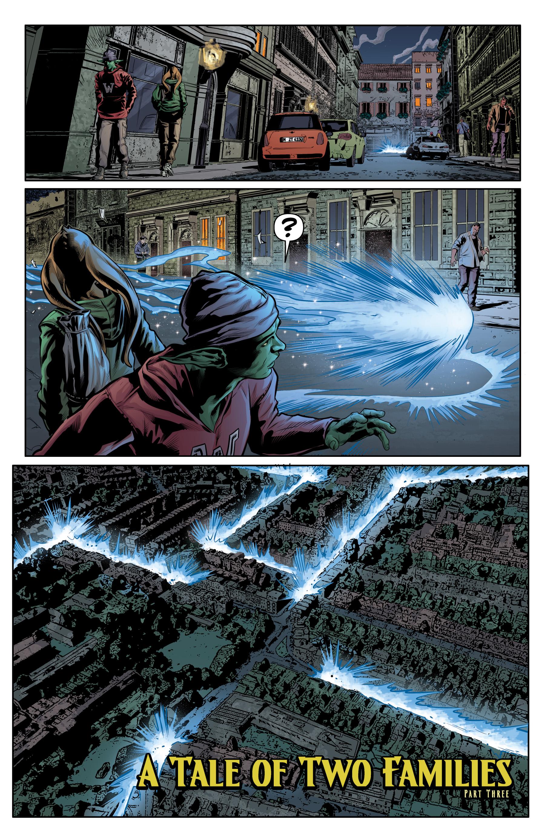 Read online Angel & Faith Season 10 comic -  Issue #23 - 3