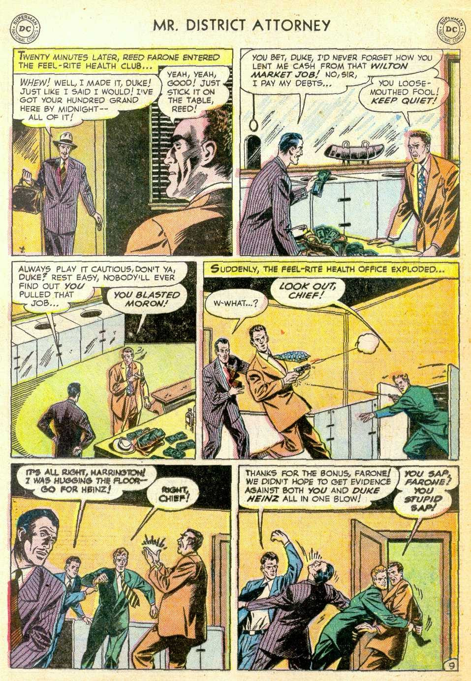 Mr. District Attorney issue 23 - Page 23