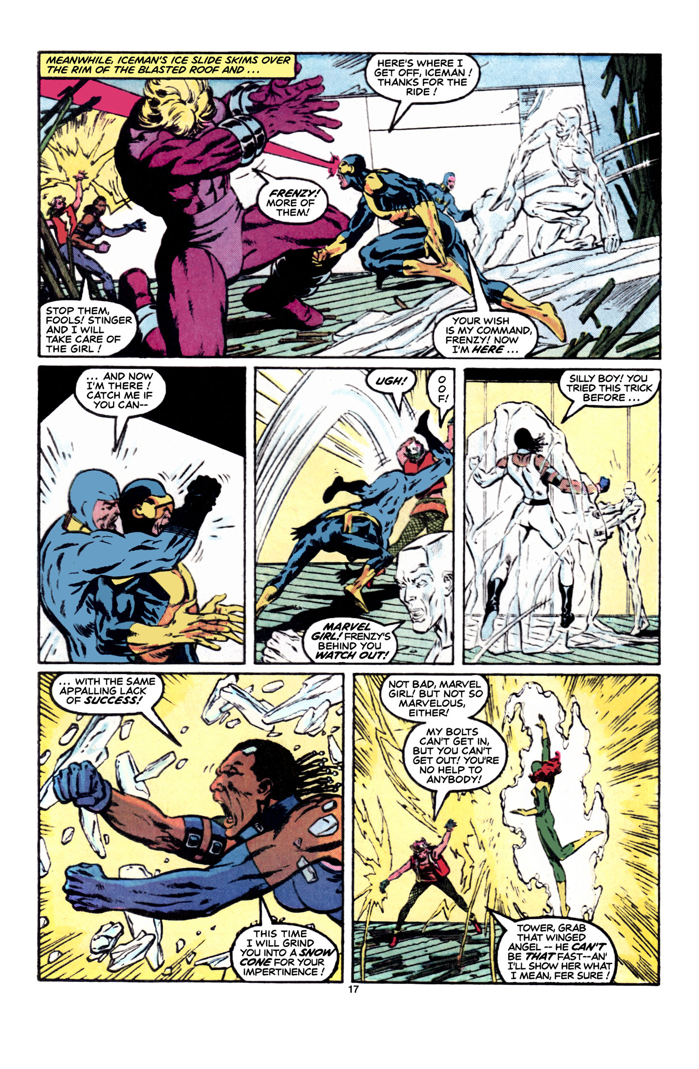 Read online X-Factor (1986) comic -  Issue #6 - 18