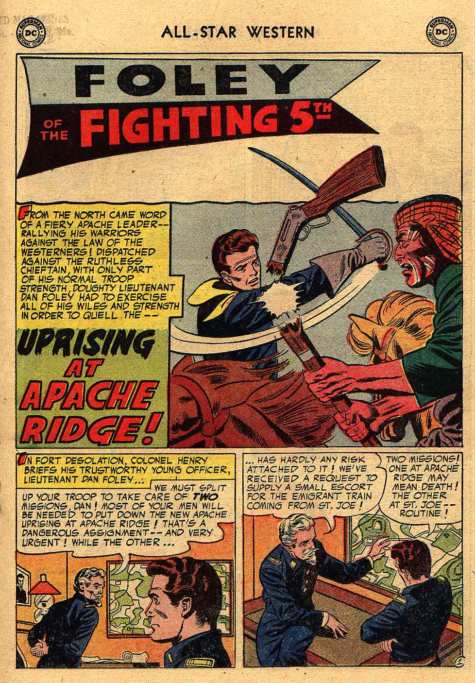 Read online All-Star Western (1951) comic -  Issue #80 - 19