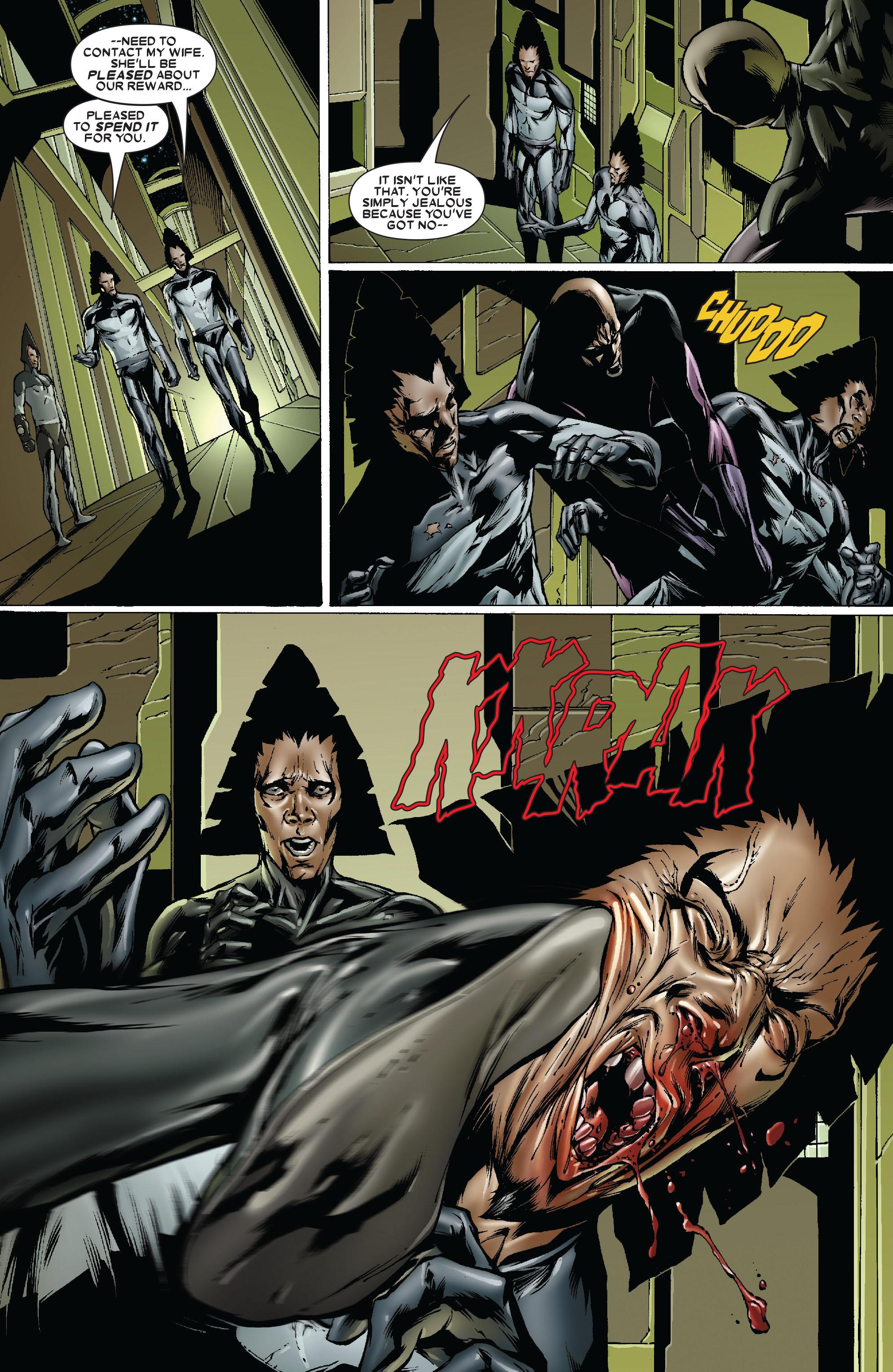Read online Uncanny X-Men (1963) comic -  Issue #481 - 22