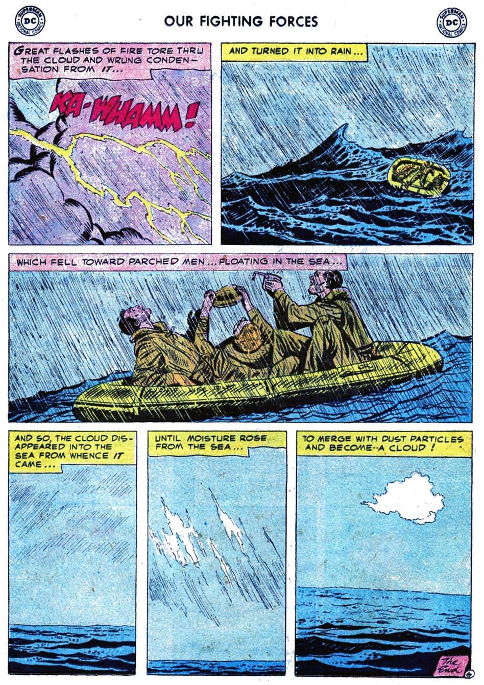 Our Fighting Forces (1954) issue 17 - Page 16