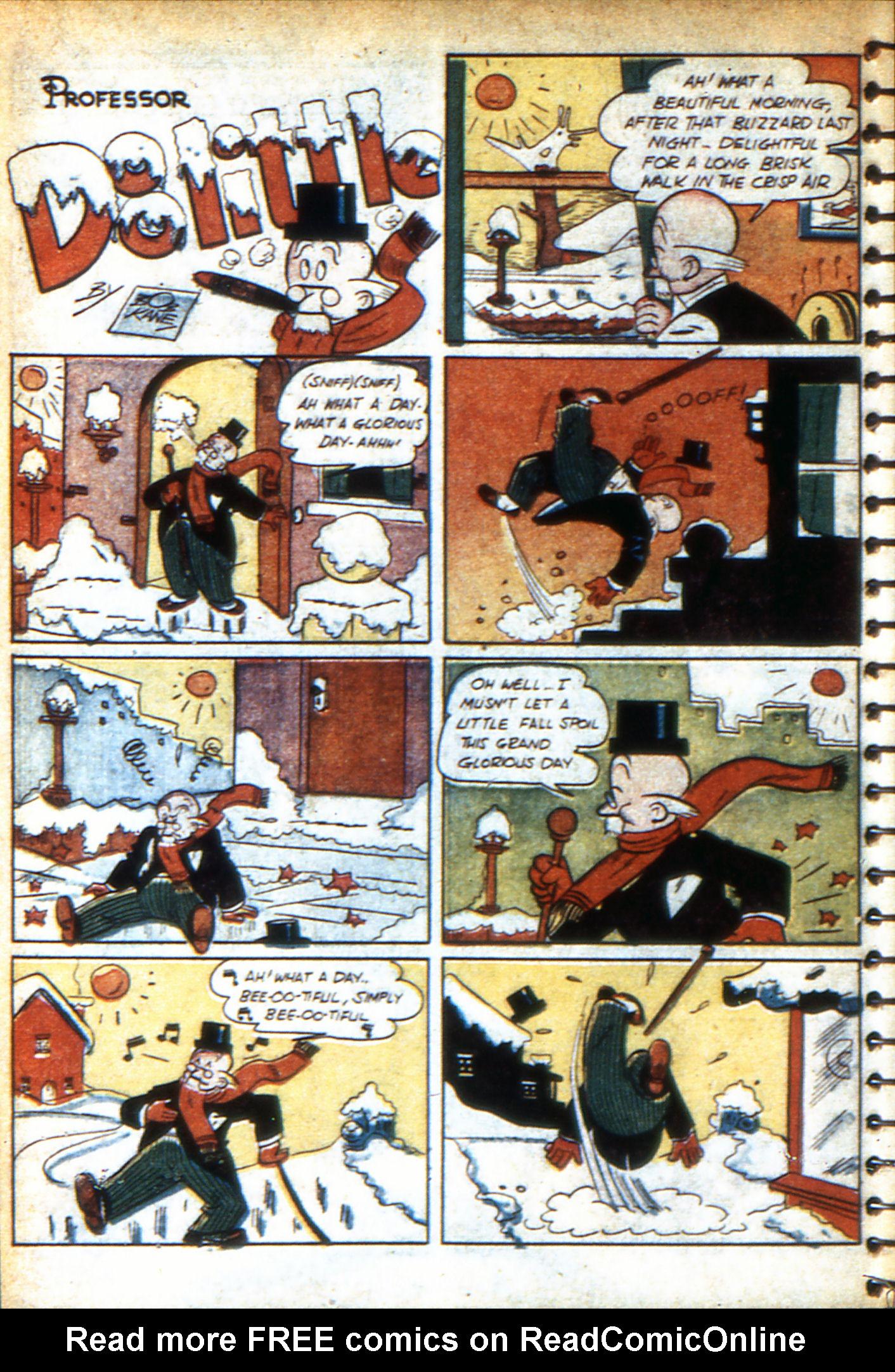 Read online Adventure Comics (1938) comic -  Issue #47 - 43