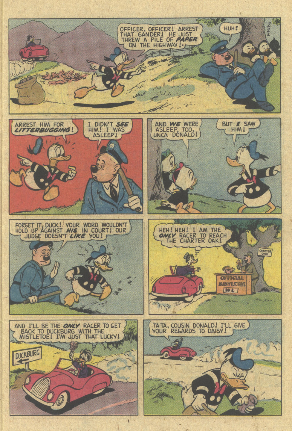 Walt Disney's Comics and Stories issue 450 - Page 11