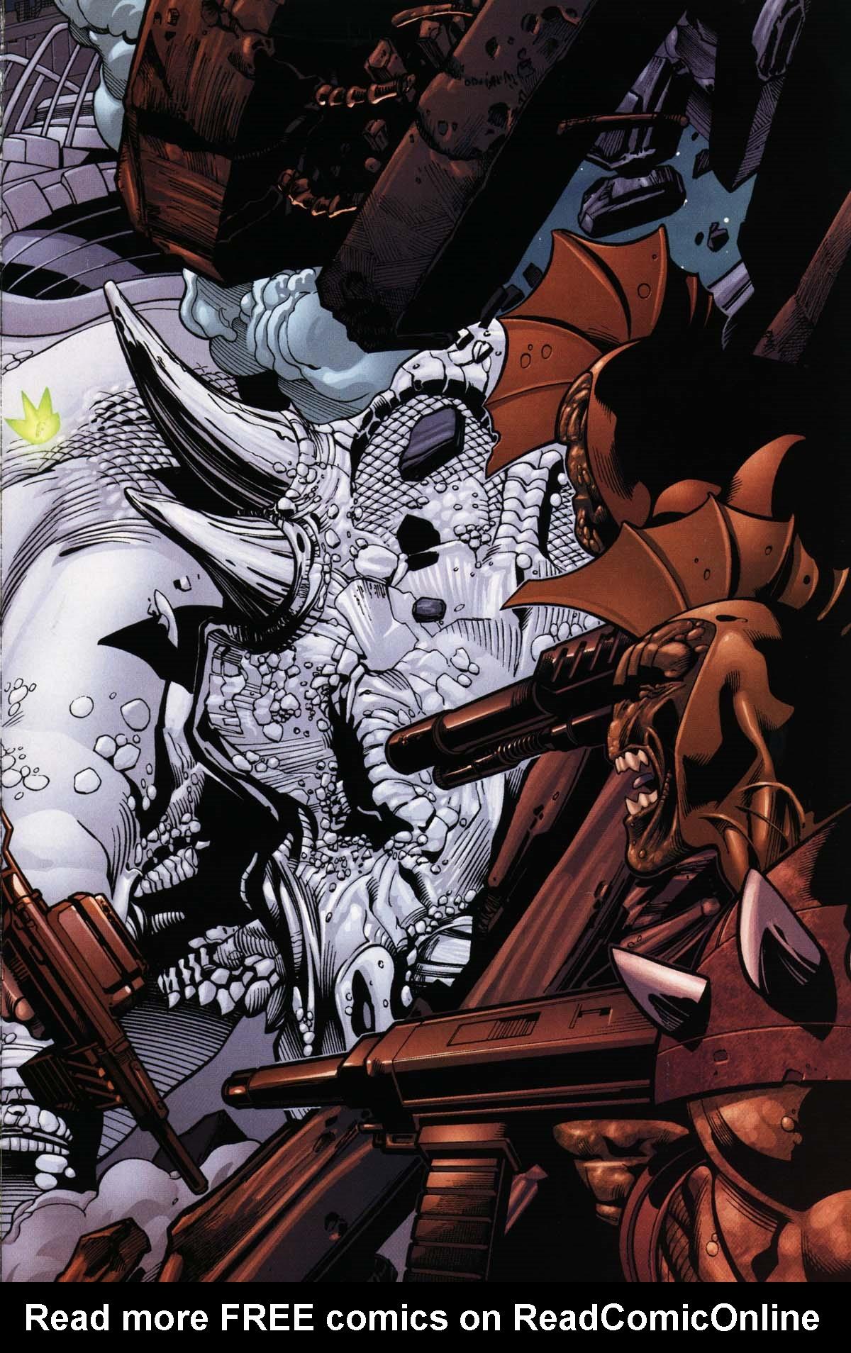 Read online Sigil (2000) comic -  Issue #25 - 19