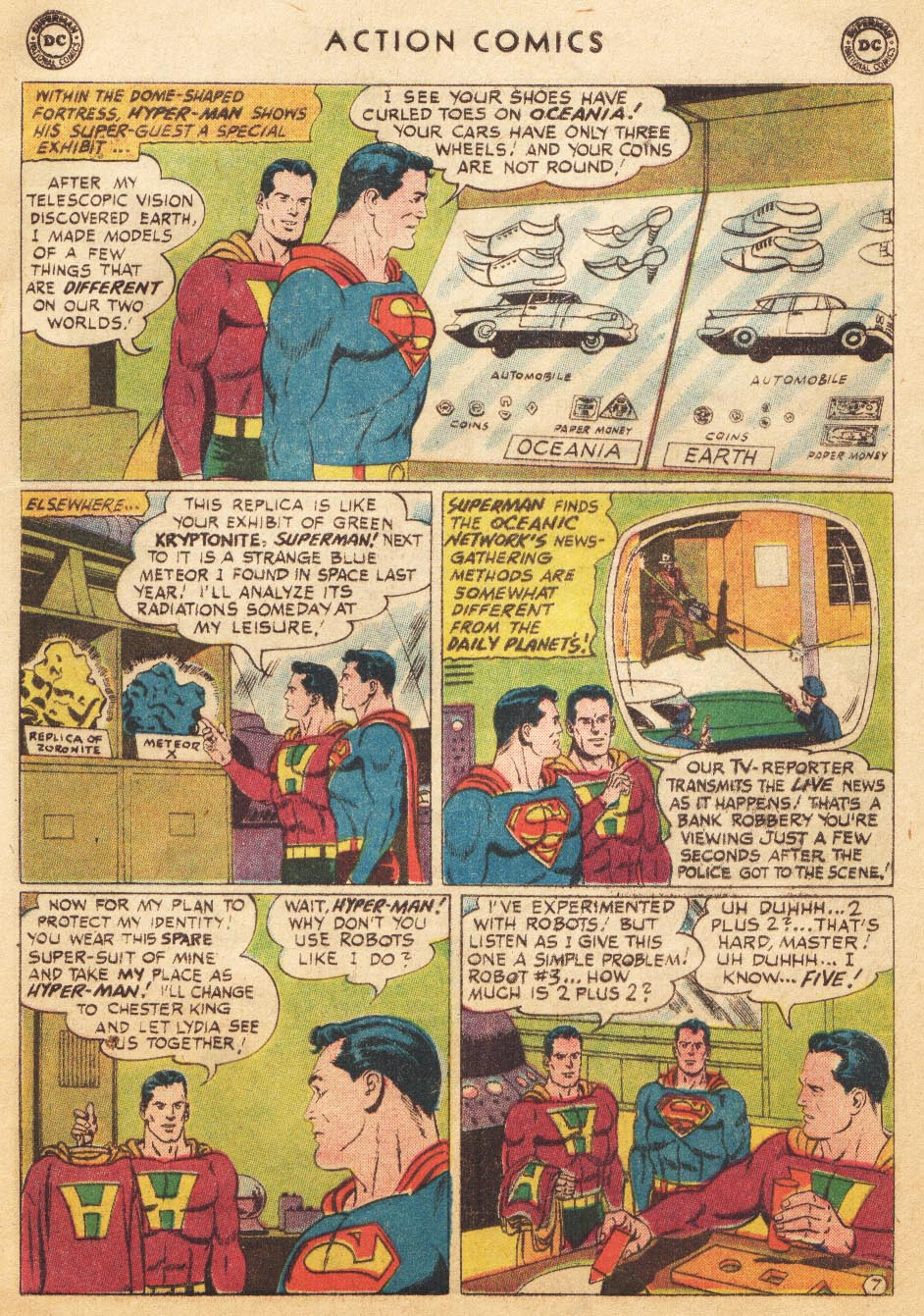 Read online Action Comics (1938) comic -  Issue #265 - 9