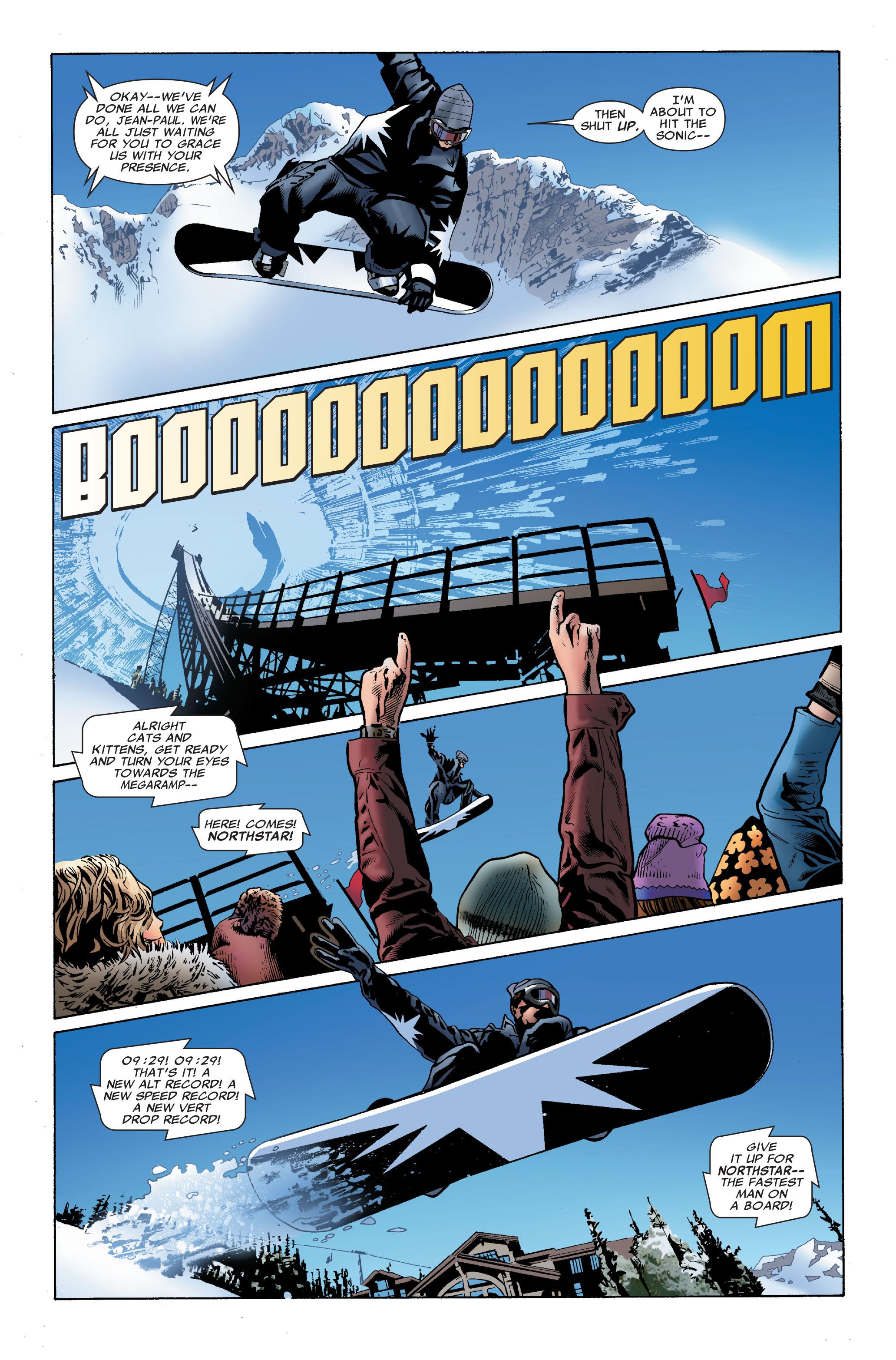 Read online Uncanny X-Men (1963) comic -  Issue #508 - 20