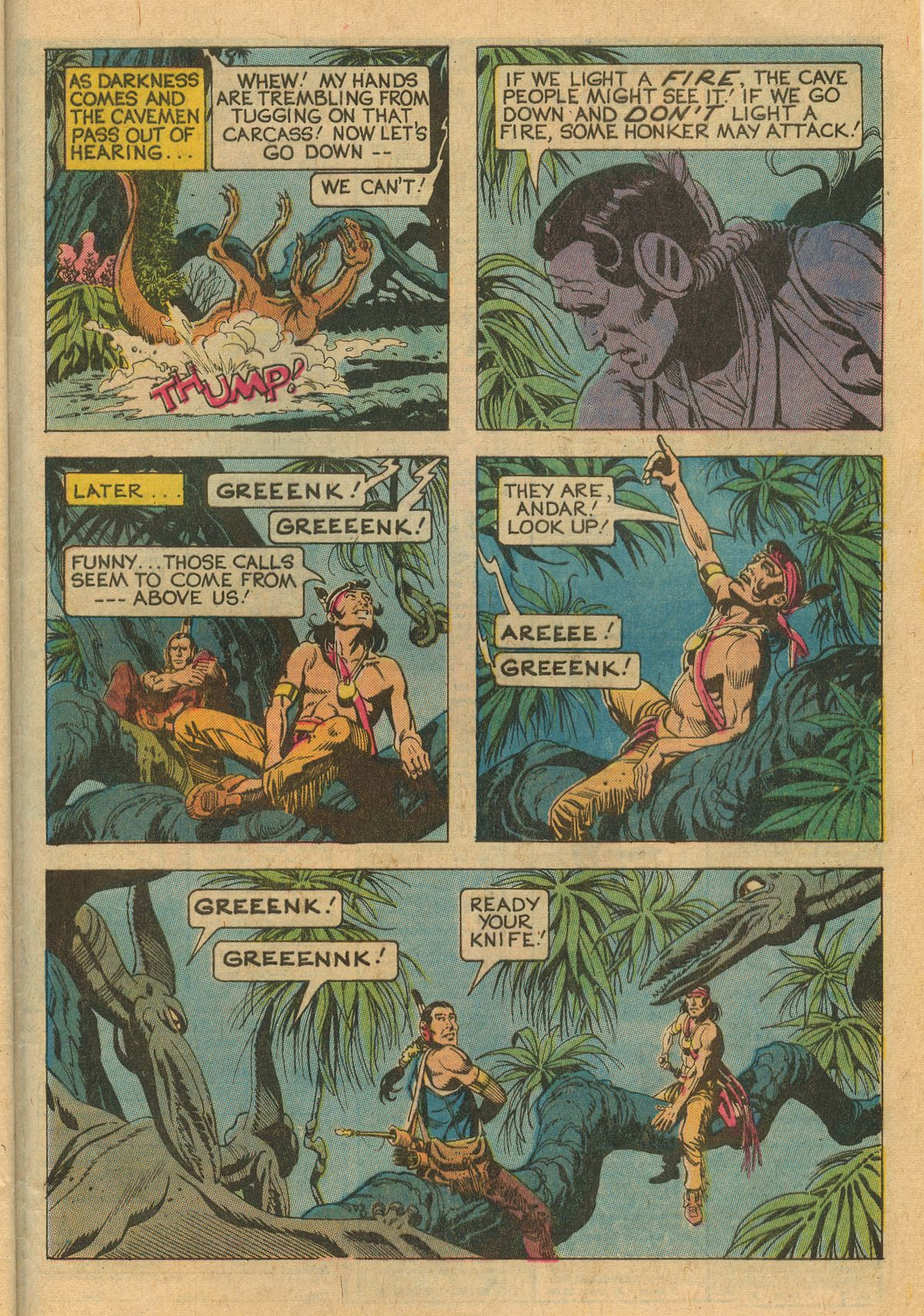 Read online Turok, Son of Stone comic -  Issue #111 - 29