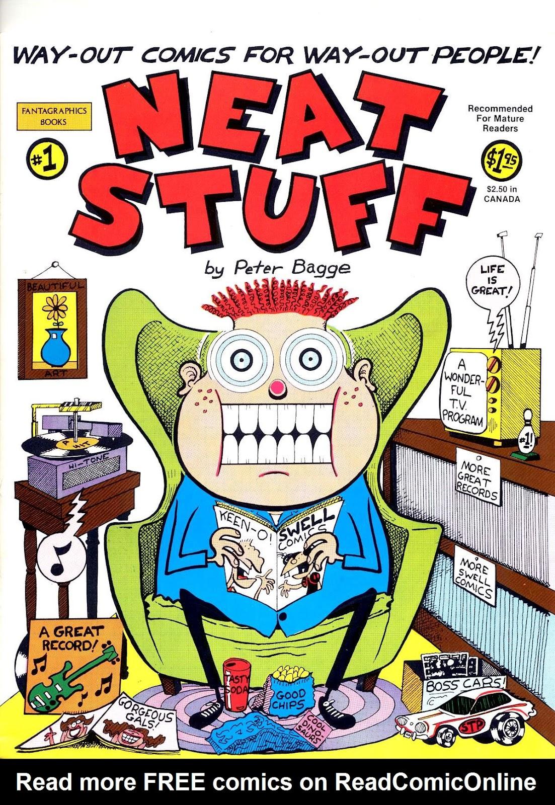 Read online Neat Stuff comic -  Issue #1 - 1