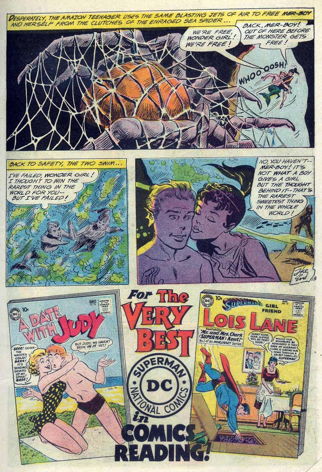Read online Wonder Woman (1942) comic -  Issue #116 - 15