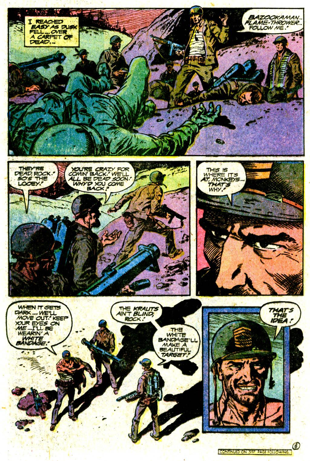 Read online Sgt. Rock comic -  Issue #334 - 11