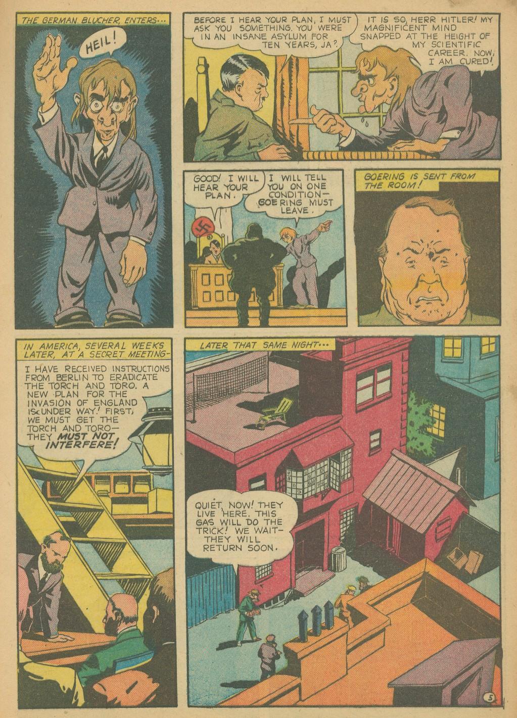 Read online All-Winners Comics comic -  Issue #8 - 9