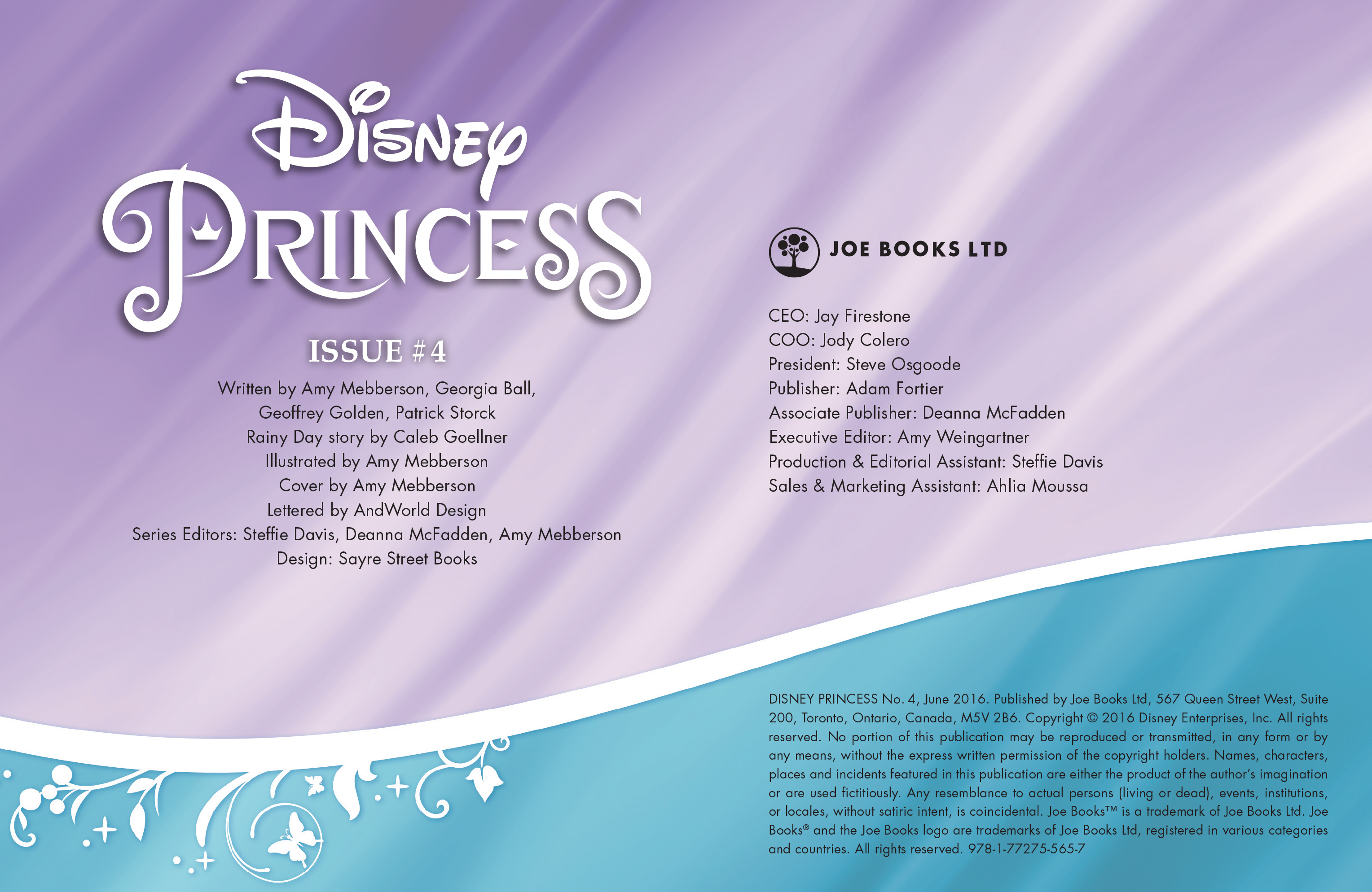 Read online Disney Princess comic -  Issue #4 - 2