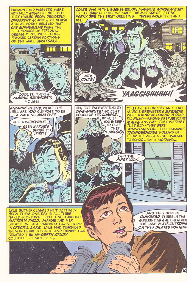 Read online Twisted Tales (1987) comic -  Issue # Full - 13