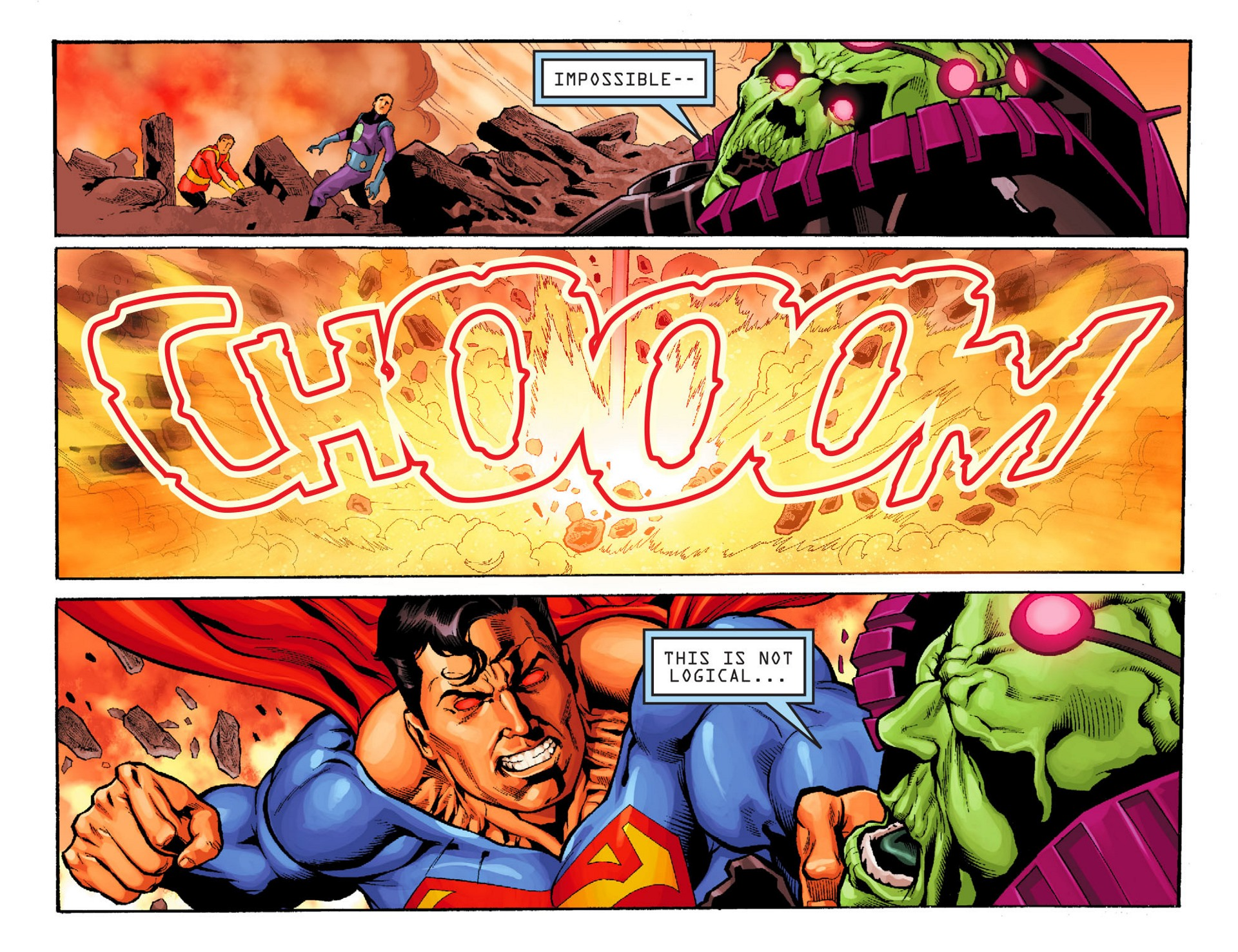 Read online Adventures of Superman [I] comic -  Issue #24 - 17
