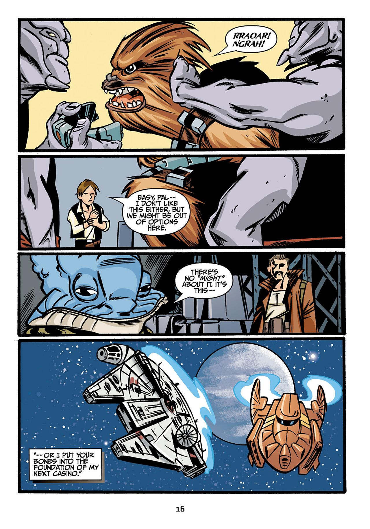 Read online Star Wars Omnibus comic -  Issue # Vol. 33 - 18