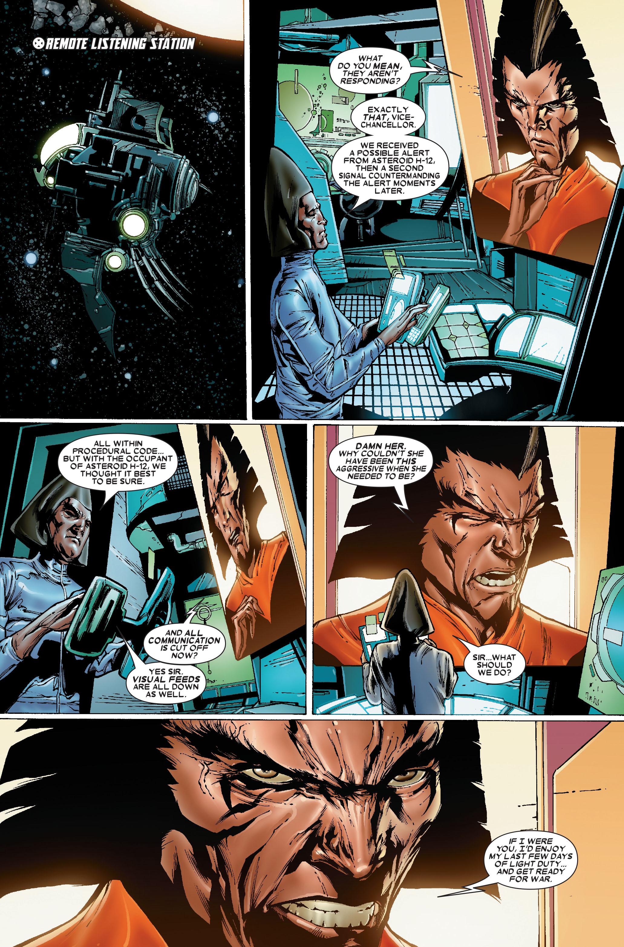 Read online Uncanny X-Men (1963) comic -  Issue #484 - 18