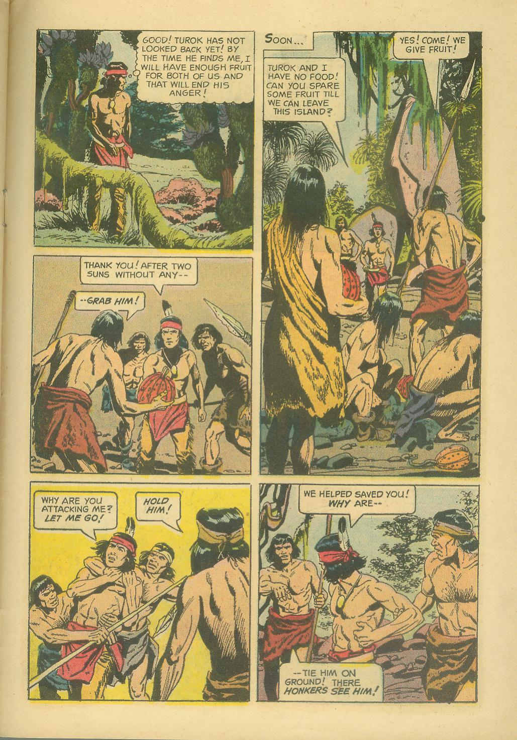 Read online Turok, Son of Stone comic -  Issue #30 - 31