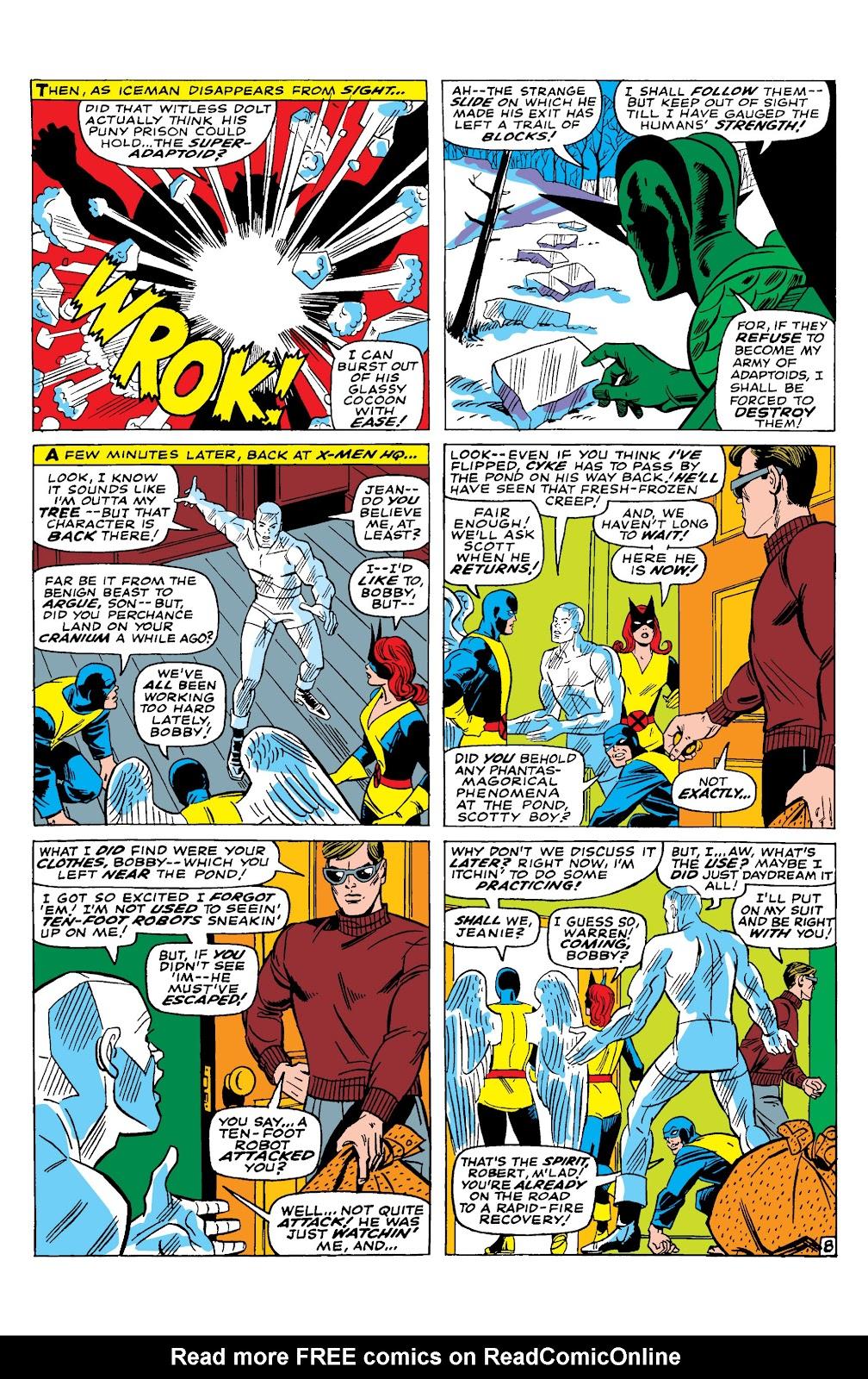 Uncanny X-Men (1963) issue 29 - Page 9