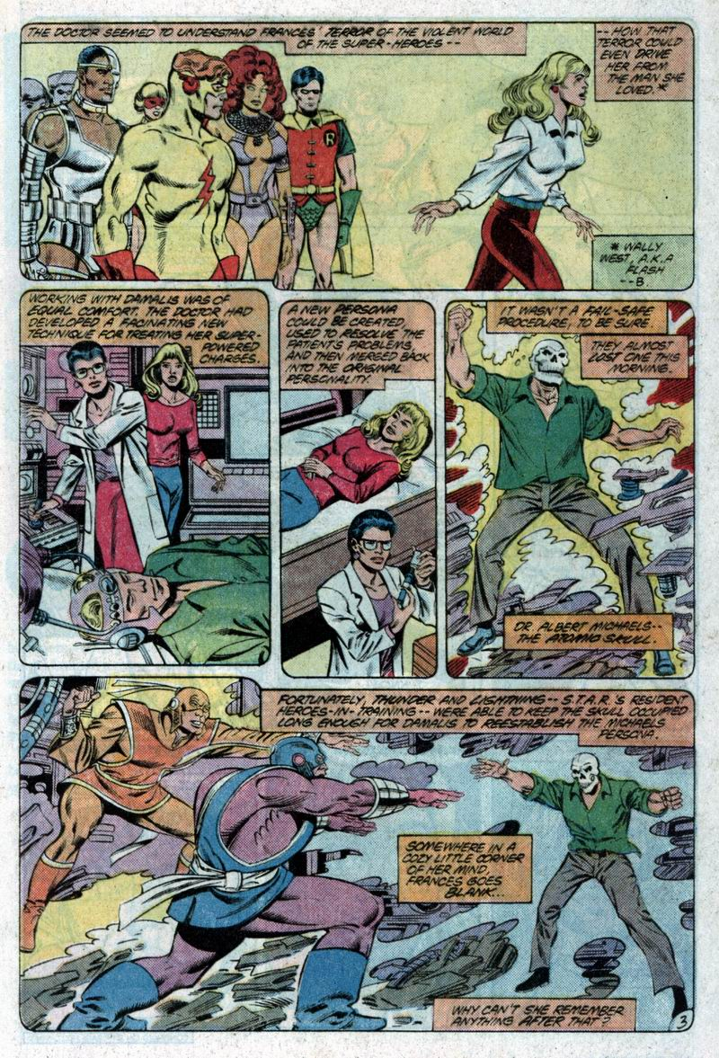 Teen Titans Spotlight issue 17 - Page 4