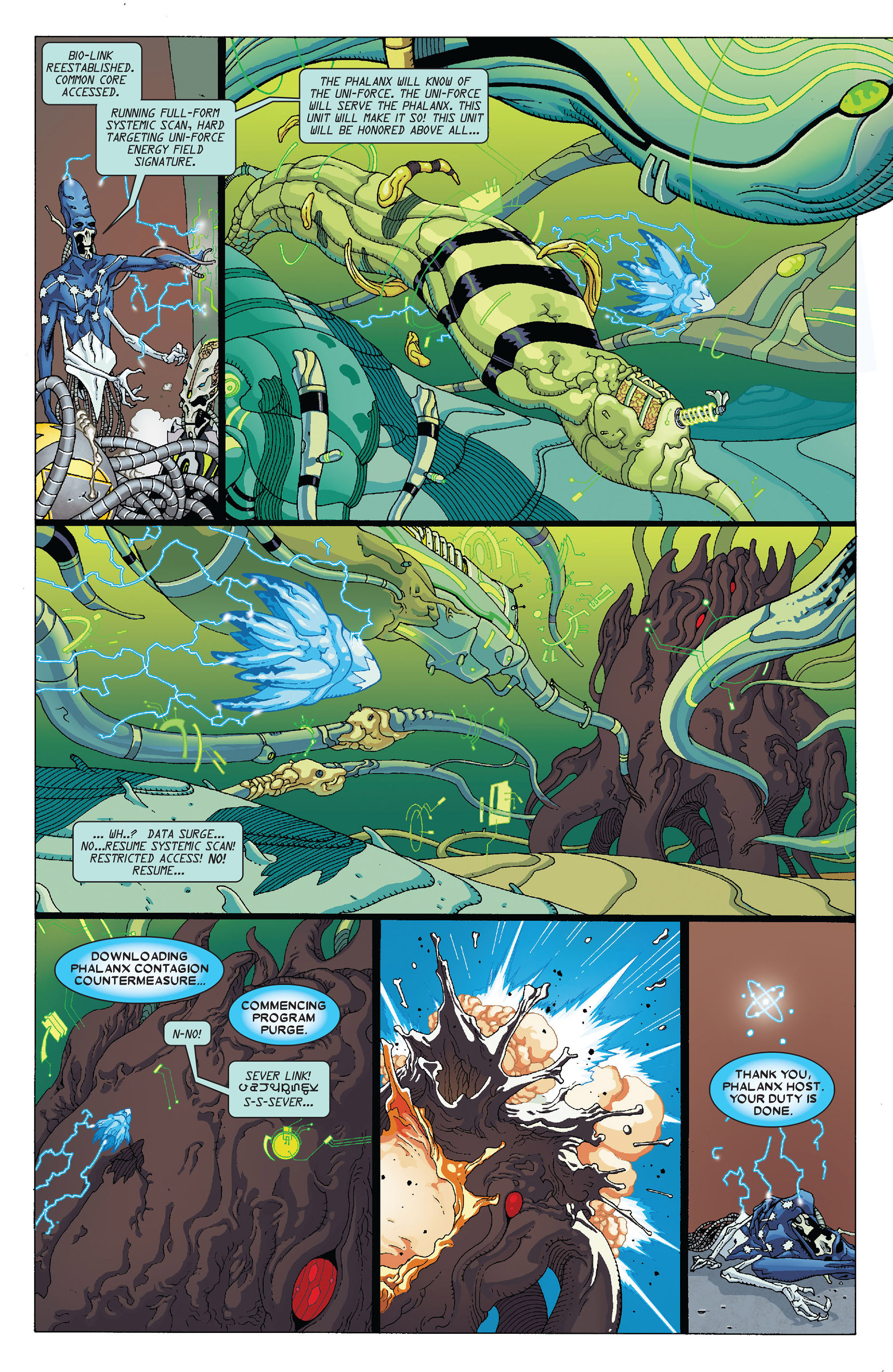 Read online Annihilation: Conquest - Starlord comic -  Issue #4 - 14