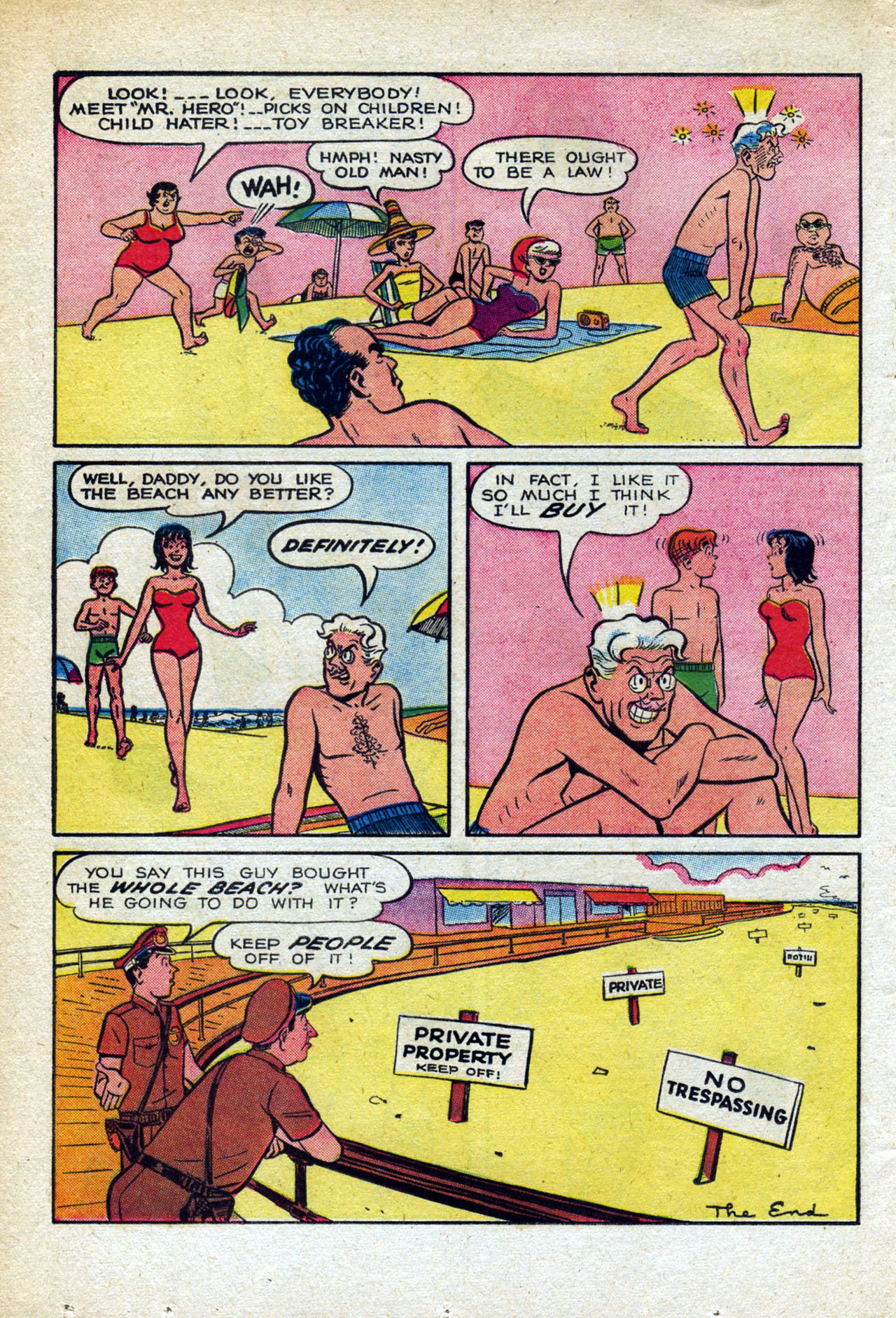Read online Archie (1960) comic -  Issue #140 - 8
