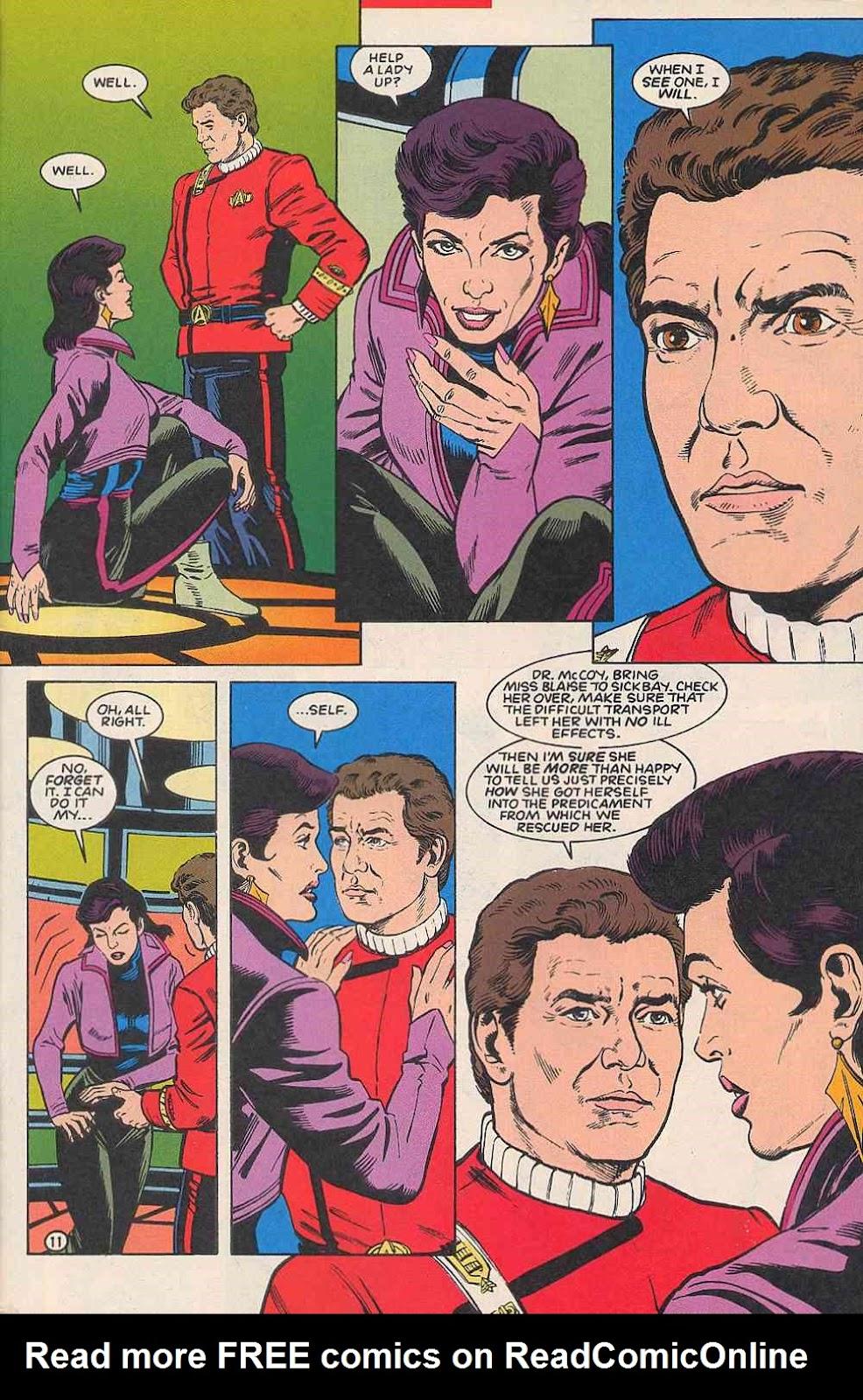 Read online Star Trek (1989) comic -  Issue # _Special 1 - 15