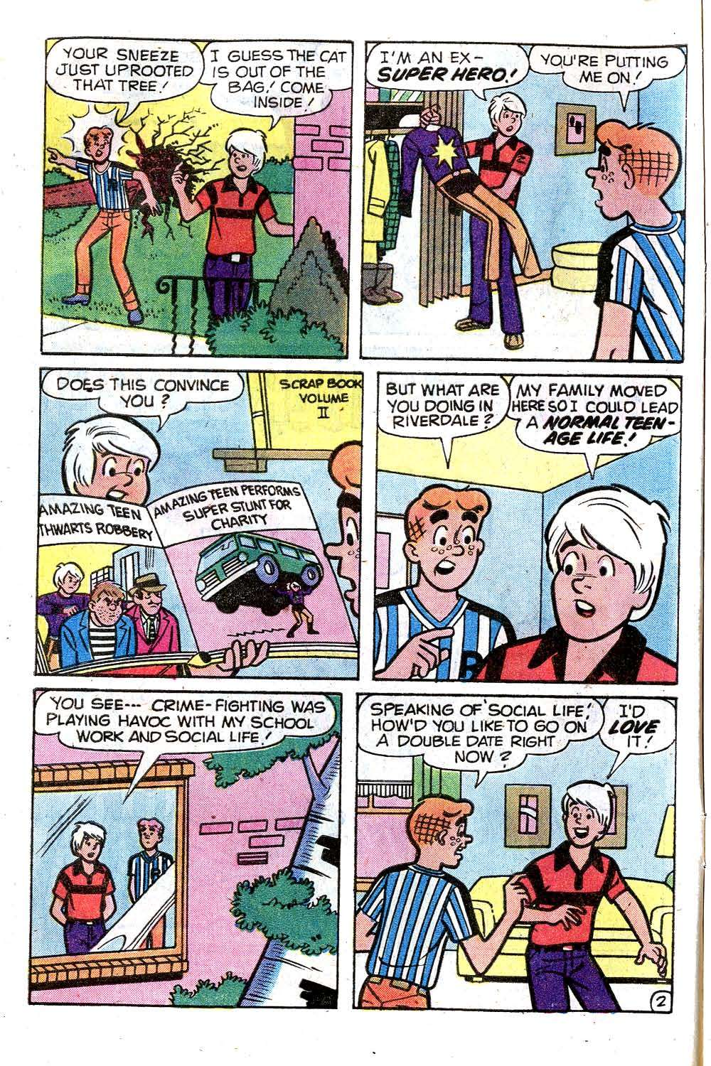 Read online Archie (1960) comic -  Issue #285 - 4
