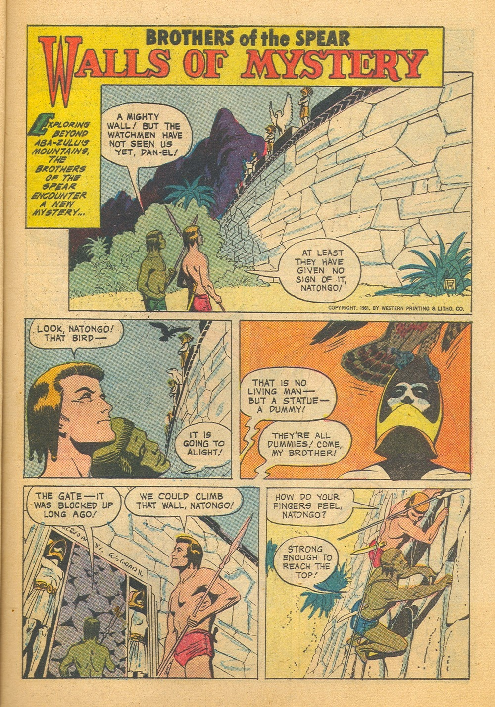 Tarzan (1948) issue 125 - Page 29