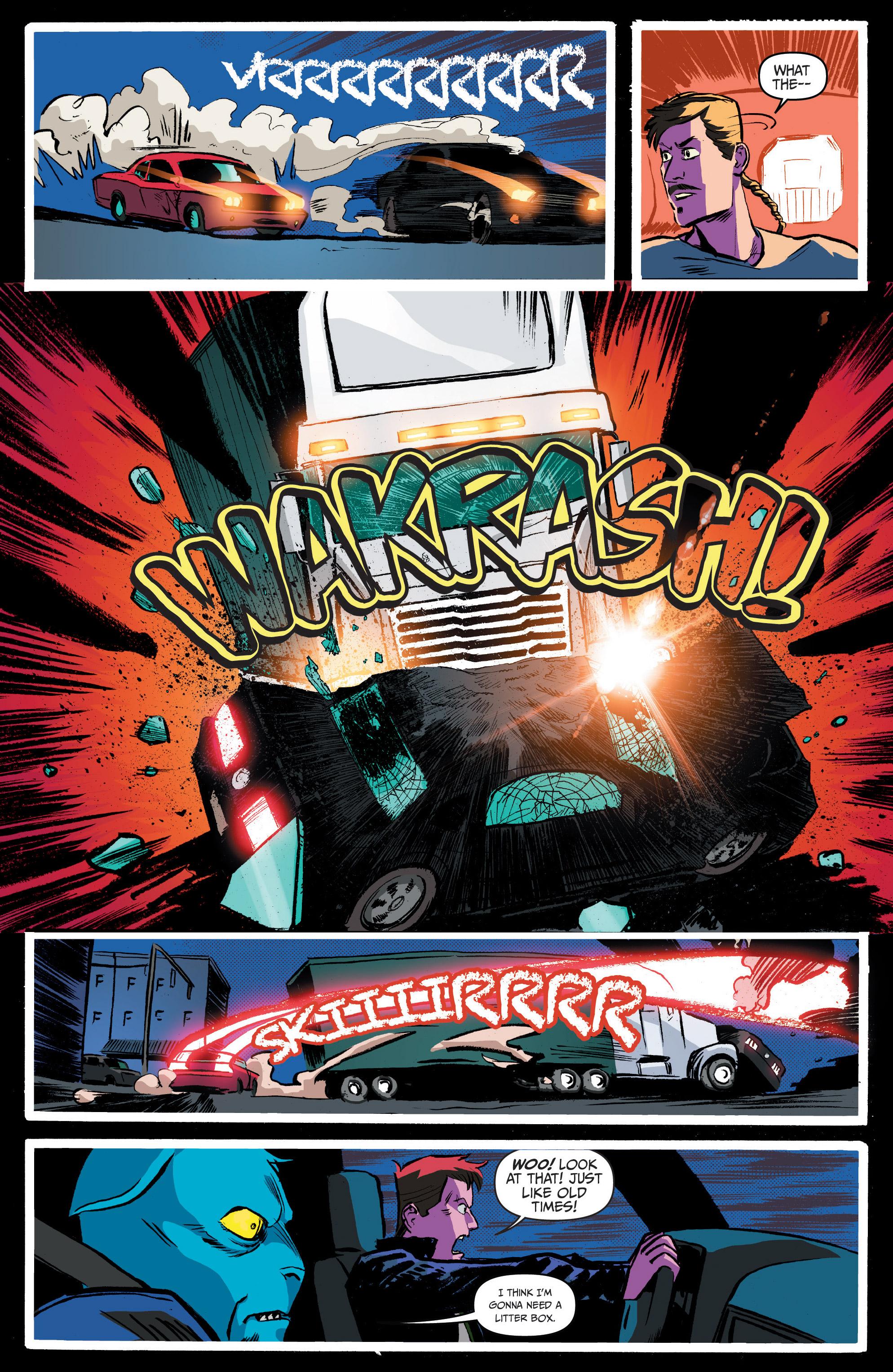 Read online Spencer & Locke comic -  Issue #2 - 20