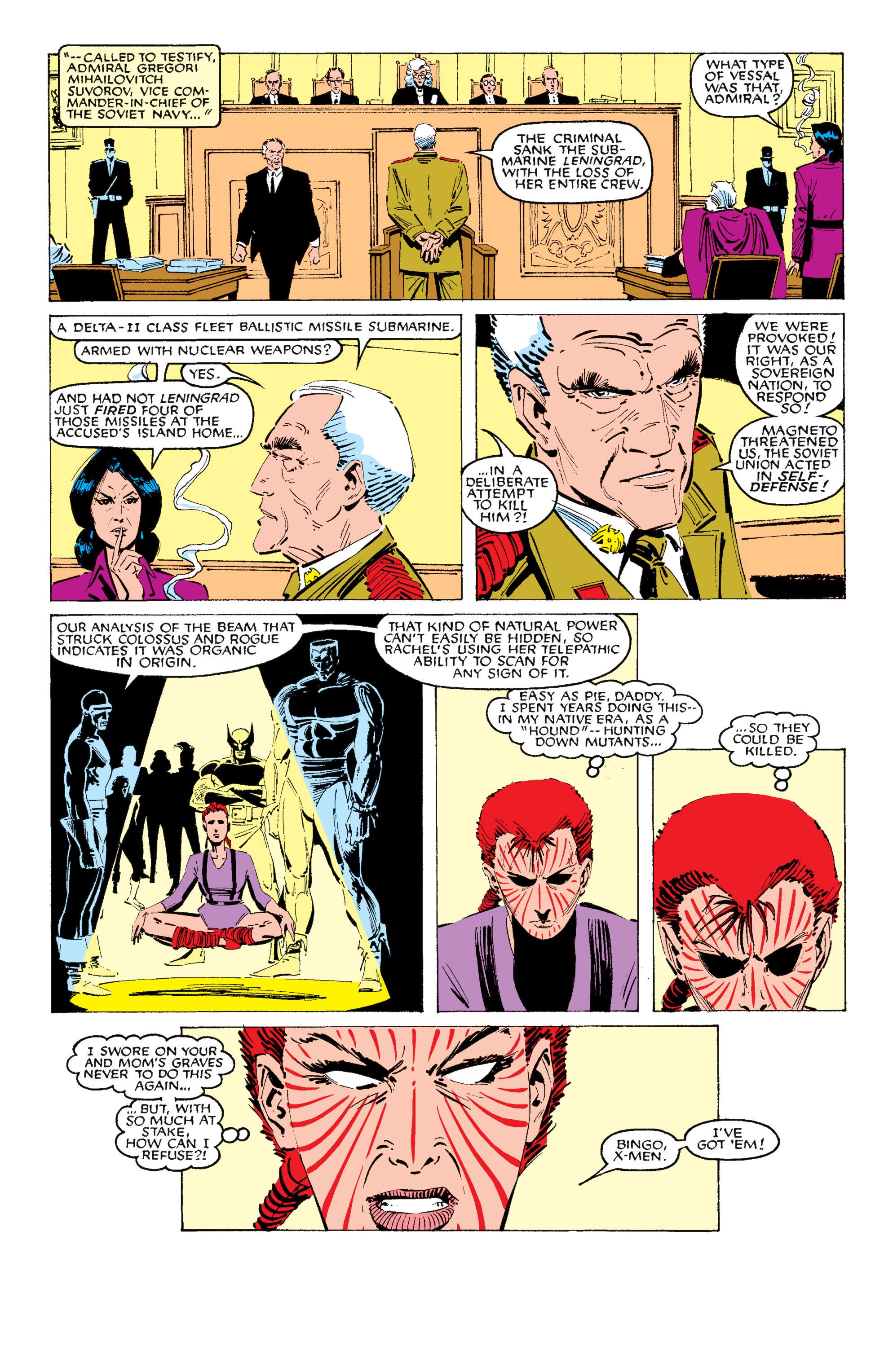 Read online Uncanny X-Men (1963) comic -  Issue #200 - 25
