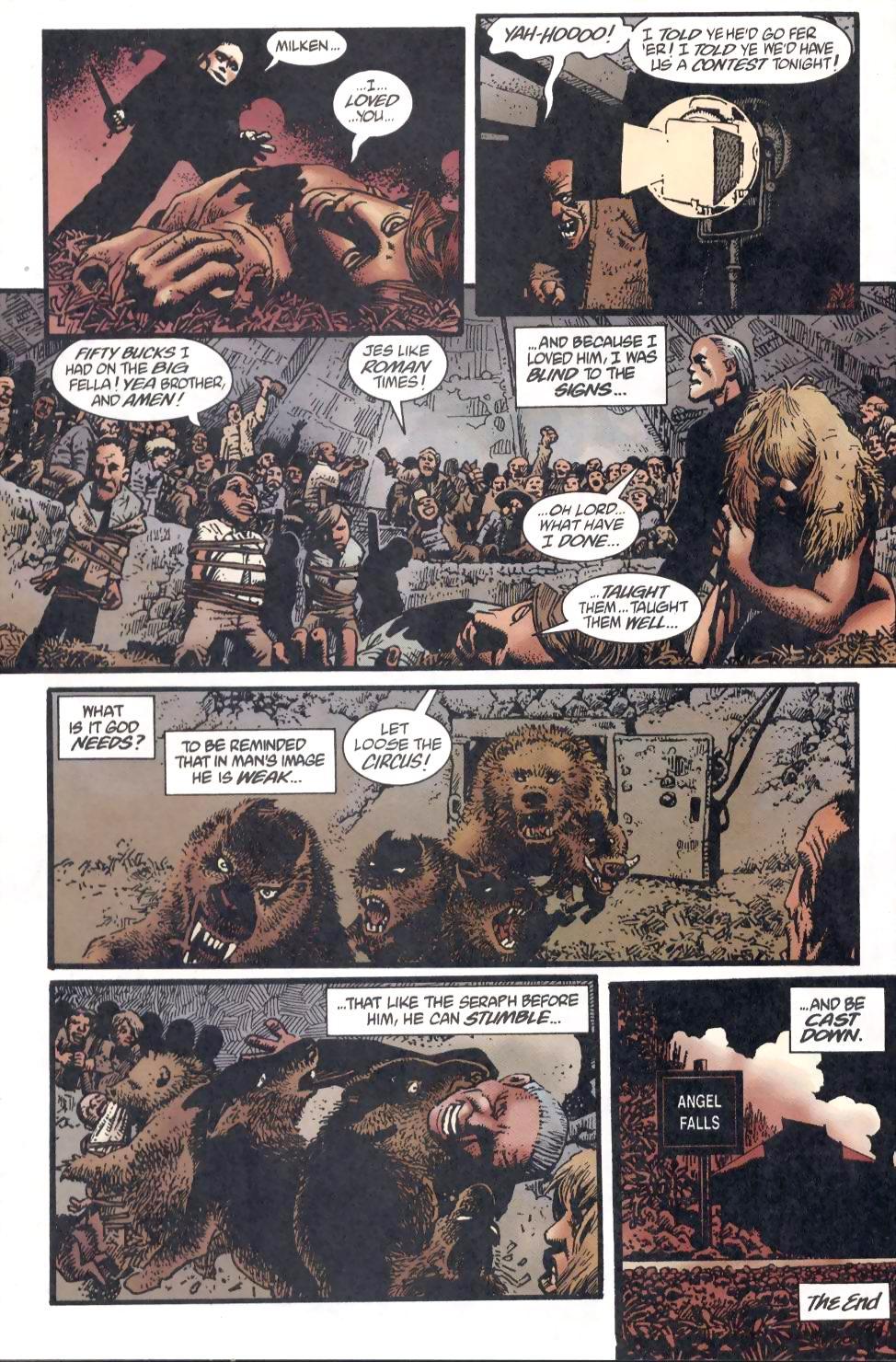 Read online Flinch comic -  Issue #1 - 25
