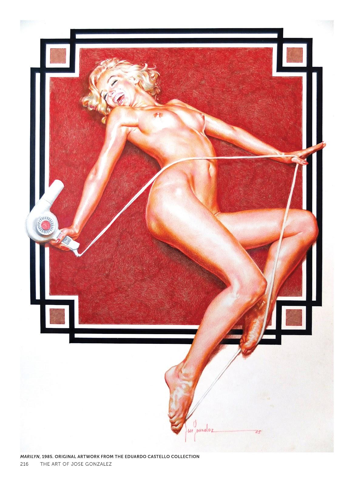 Read online The Art of Jose Gonzalez comic -  Issue # TPB (Part 3) - 19
