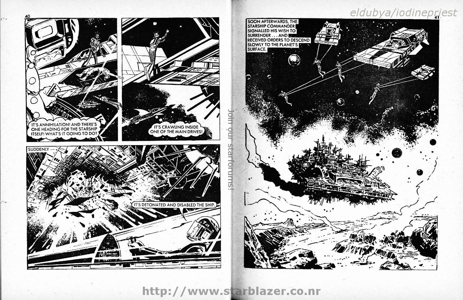 Starblazer issue 135 - Page 22