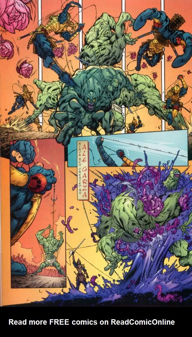 Read online Ninja Boy comic -  Issue #1 - 6