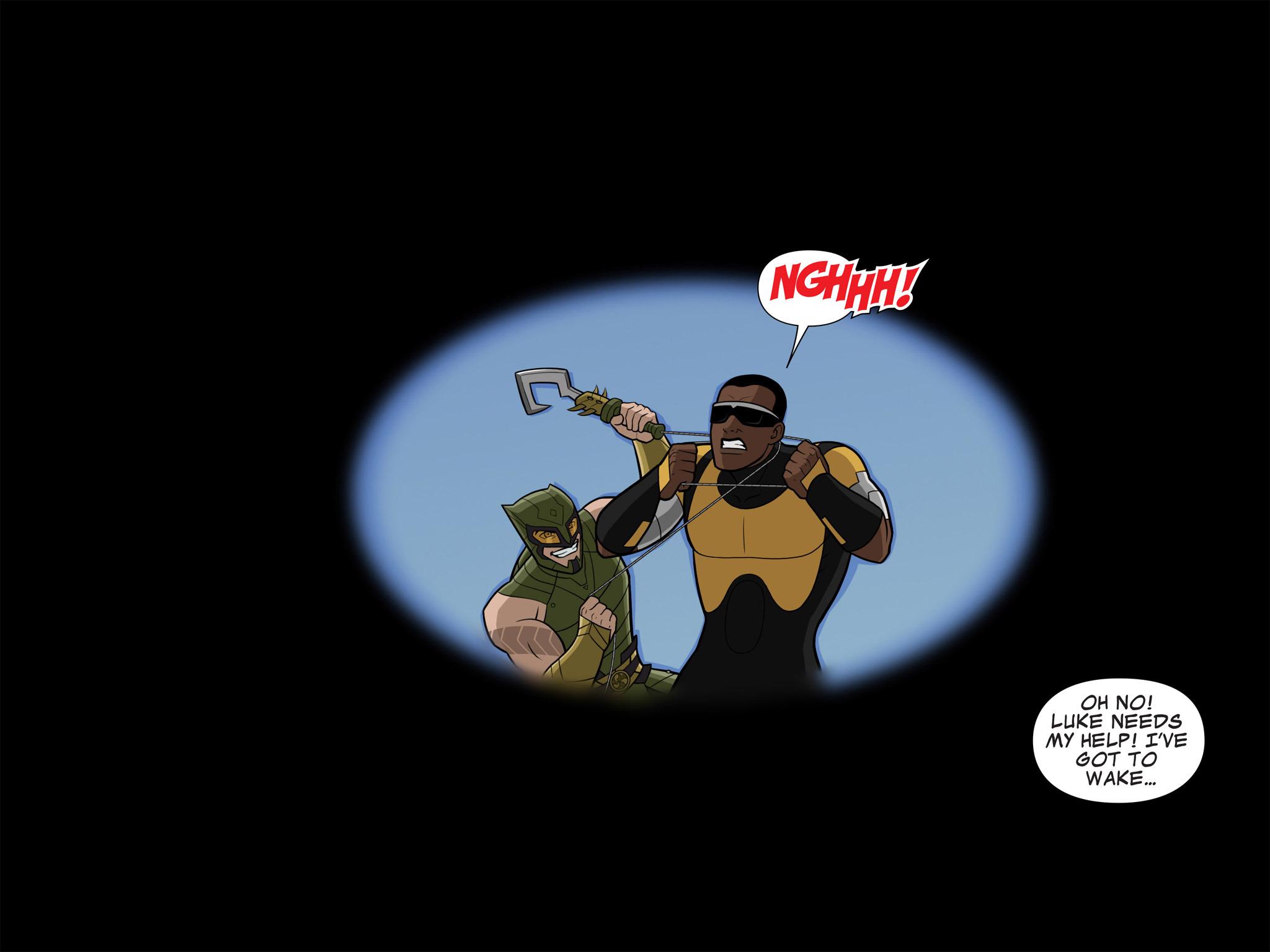 Read online Ultimate Spider-Man (Infinite Comics) (2015) comic -  Issue #9 - 5