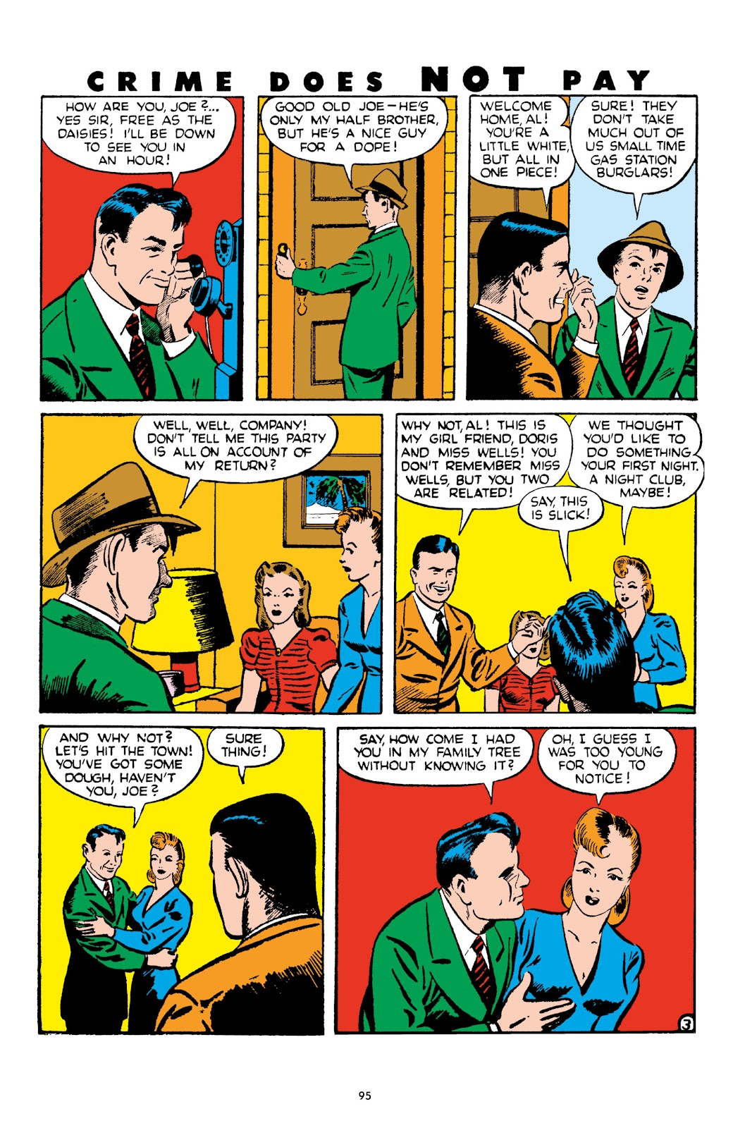 Read online Crime Does Not Pay Archives comic -  Issue # TPB 4 (Part 1) - 95