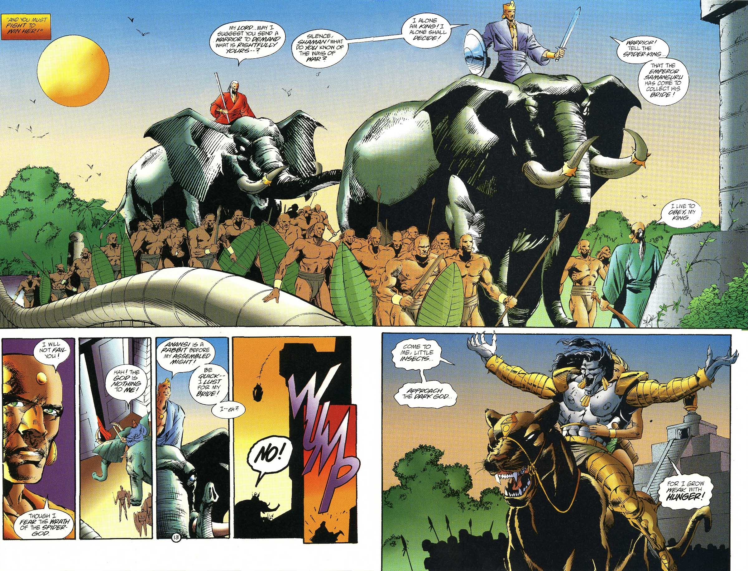 Read online Rune (1994) comic -  Issue #7 - 16