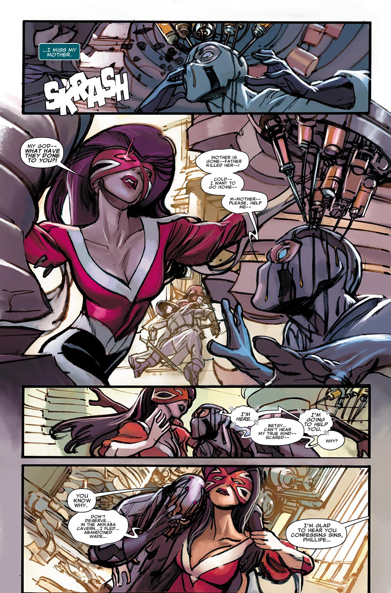 Uncanny X-Force (2010) #21 #23 - English 4